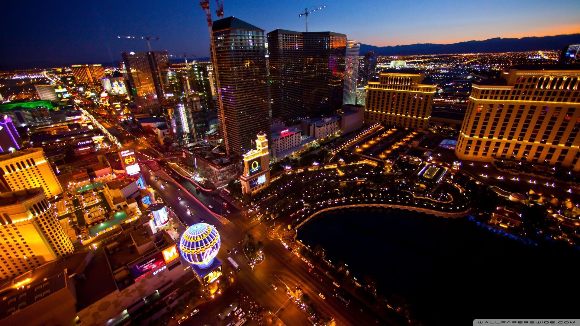 Vegas Background Wallpaper HD