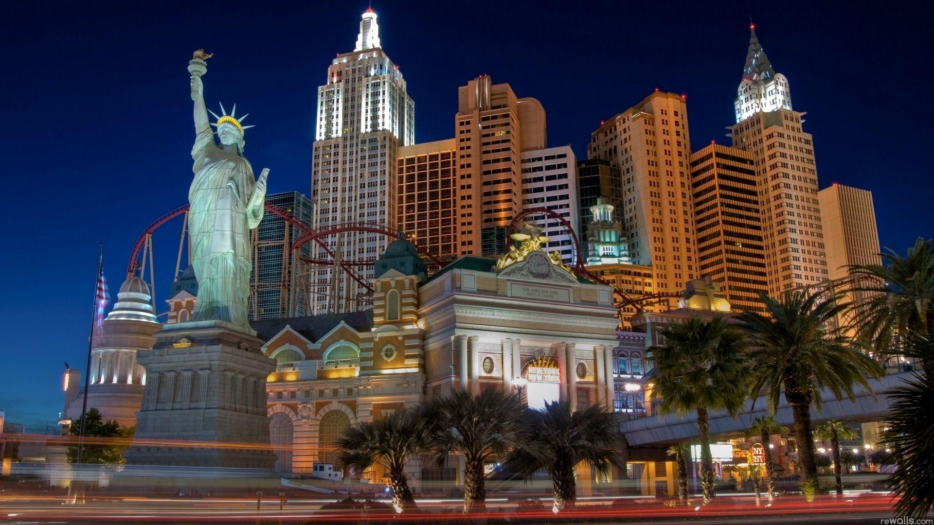 Vegas HD 1080 wallpaper