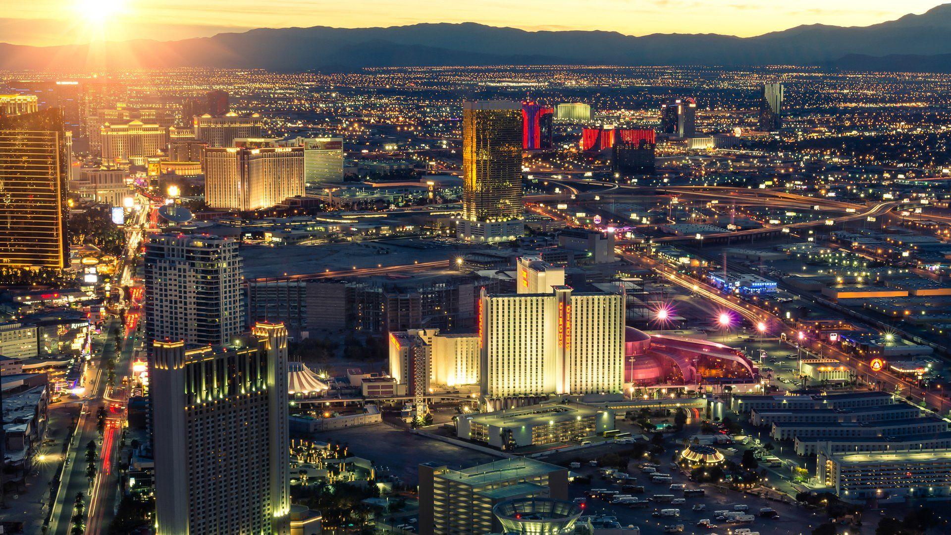 Vegas Wallpaper Image