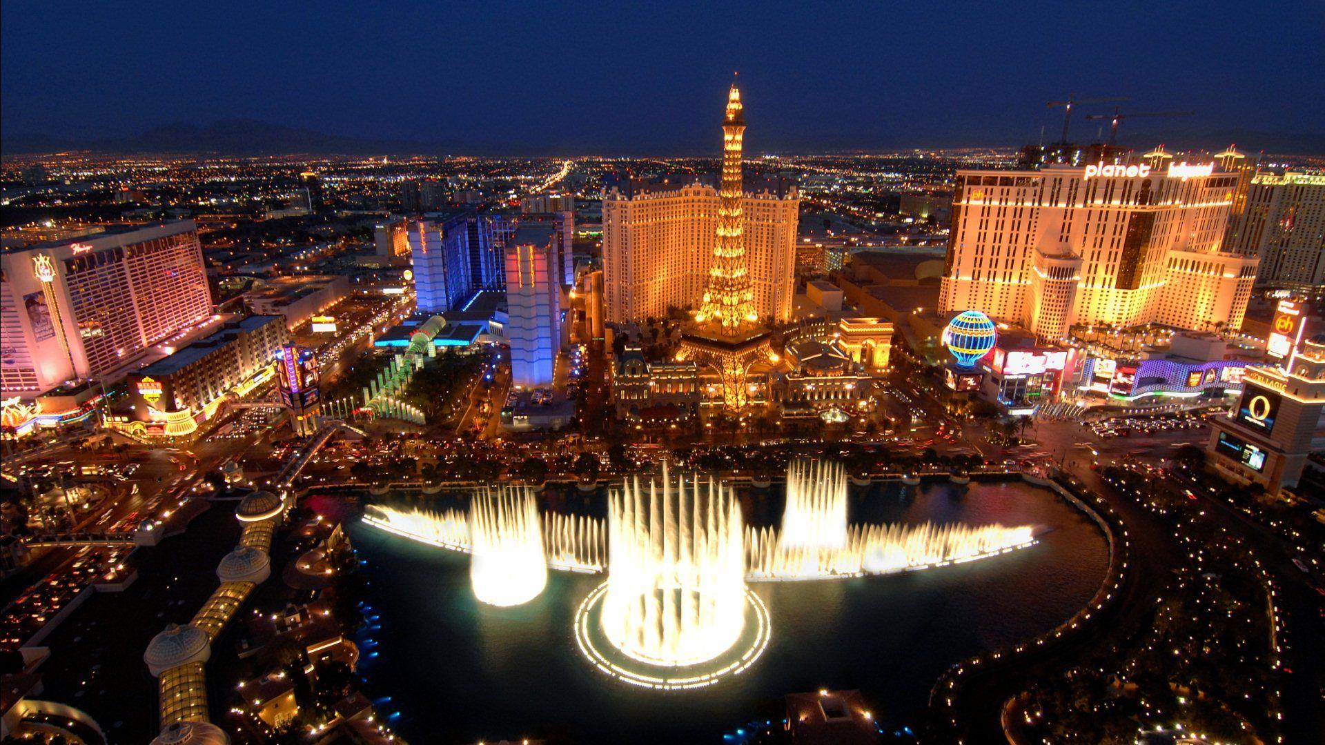 Vegas free hd wallpaper