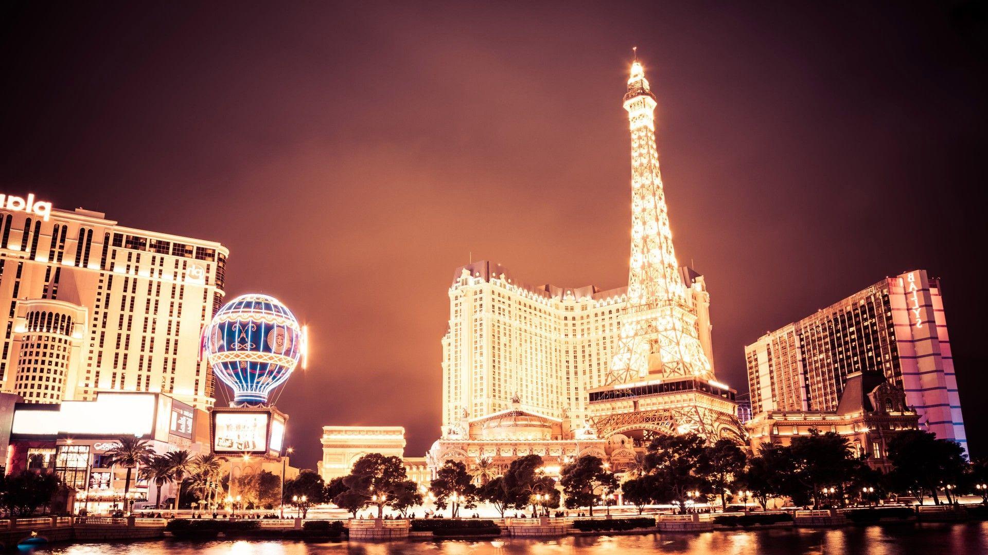 Vegas laptop wallpaper