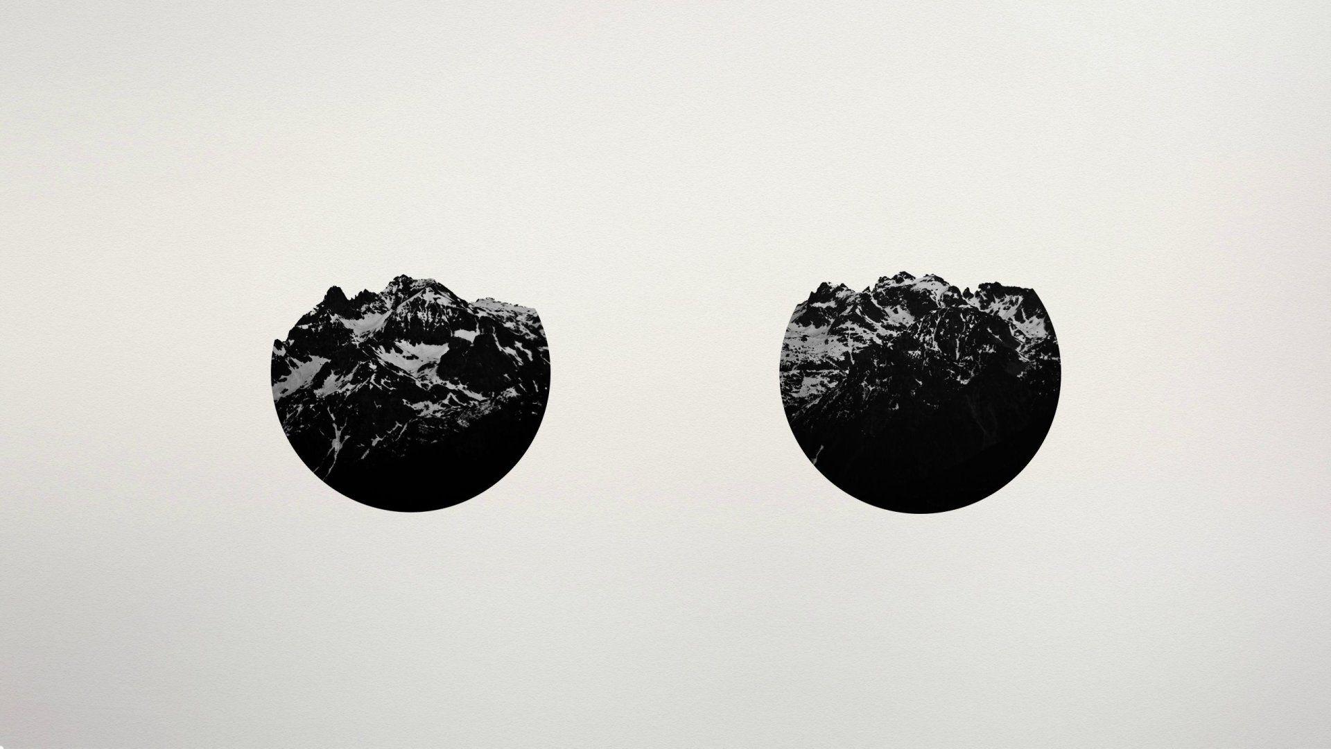 White Minimalism wallpaper download