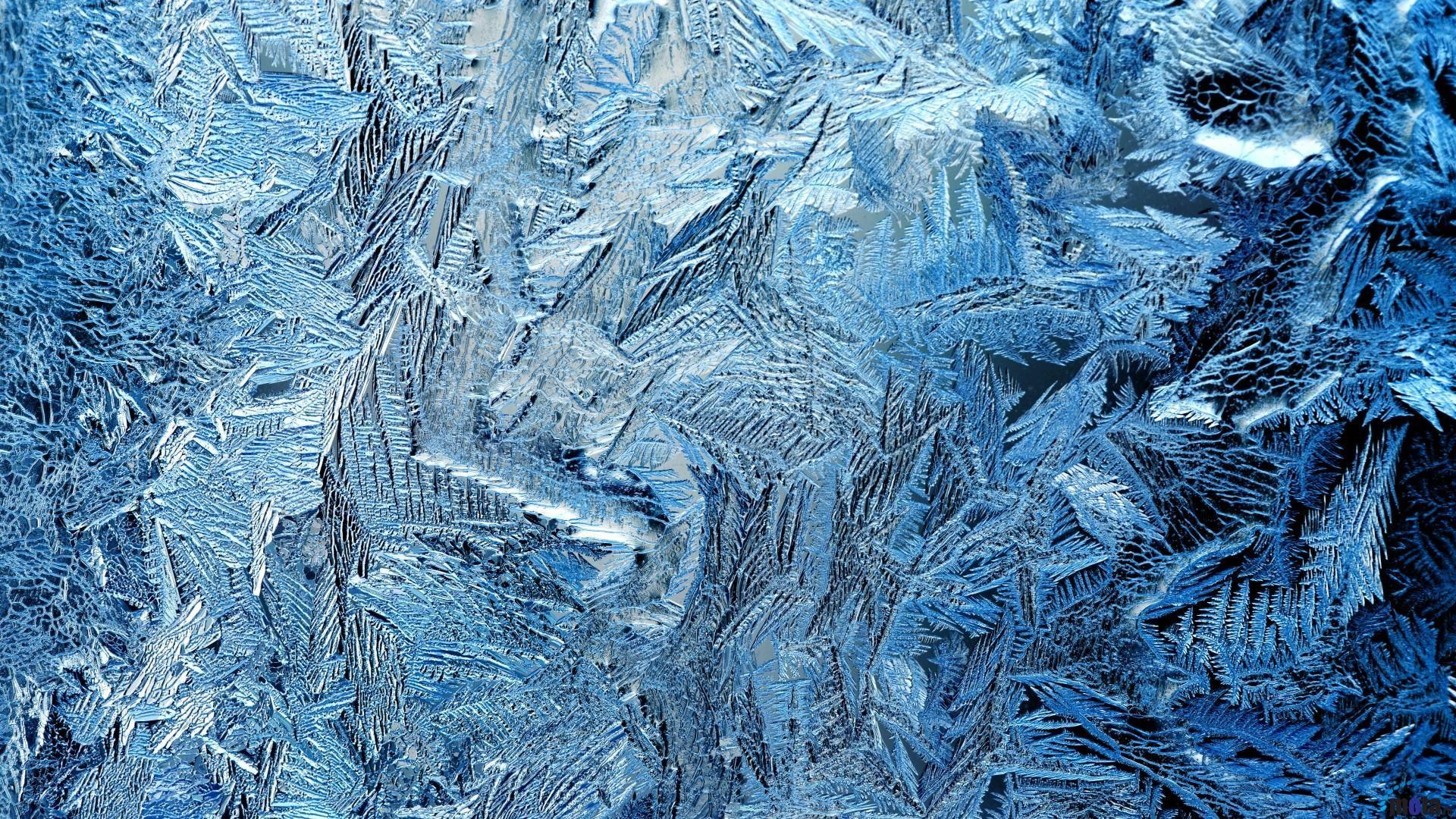 Winter Patterns On The Window 1920x1080 wallpaper