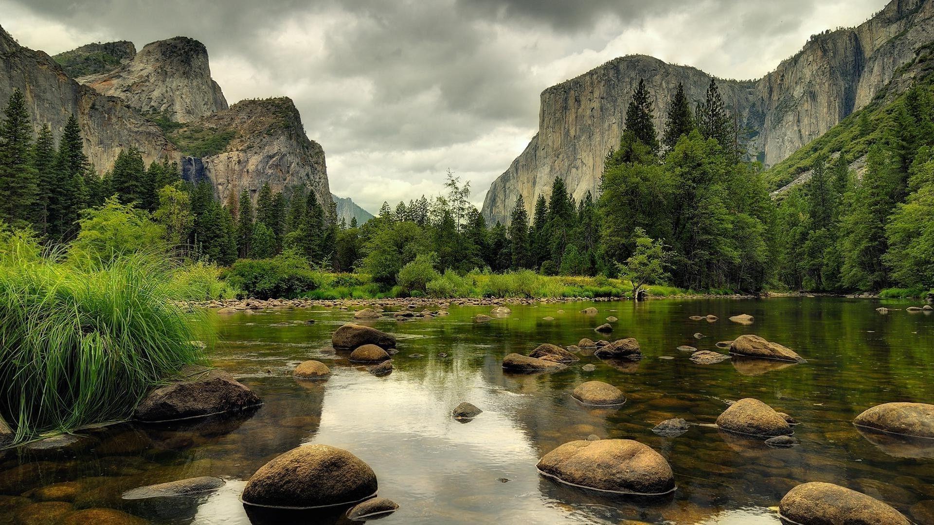 Yosemite High Quality
