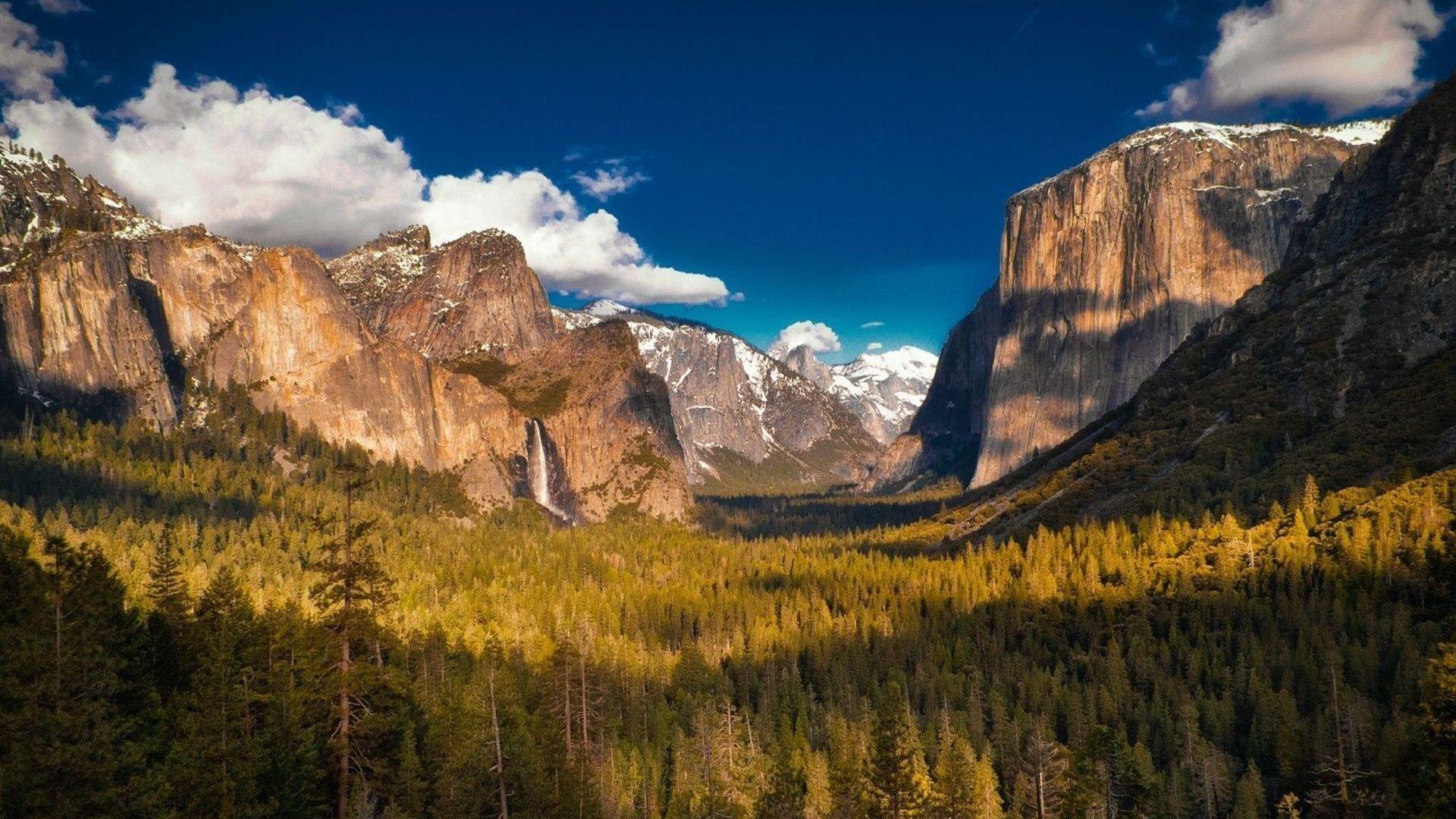 Yosemite full hd 1080p wallpaper