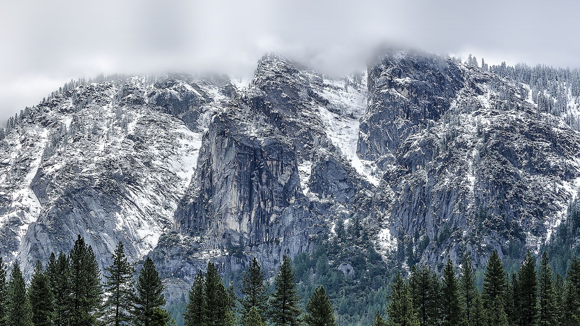 Yosemite Free Desktop Wallpaper