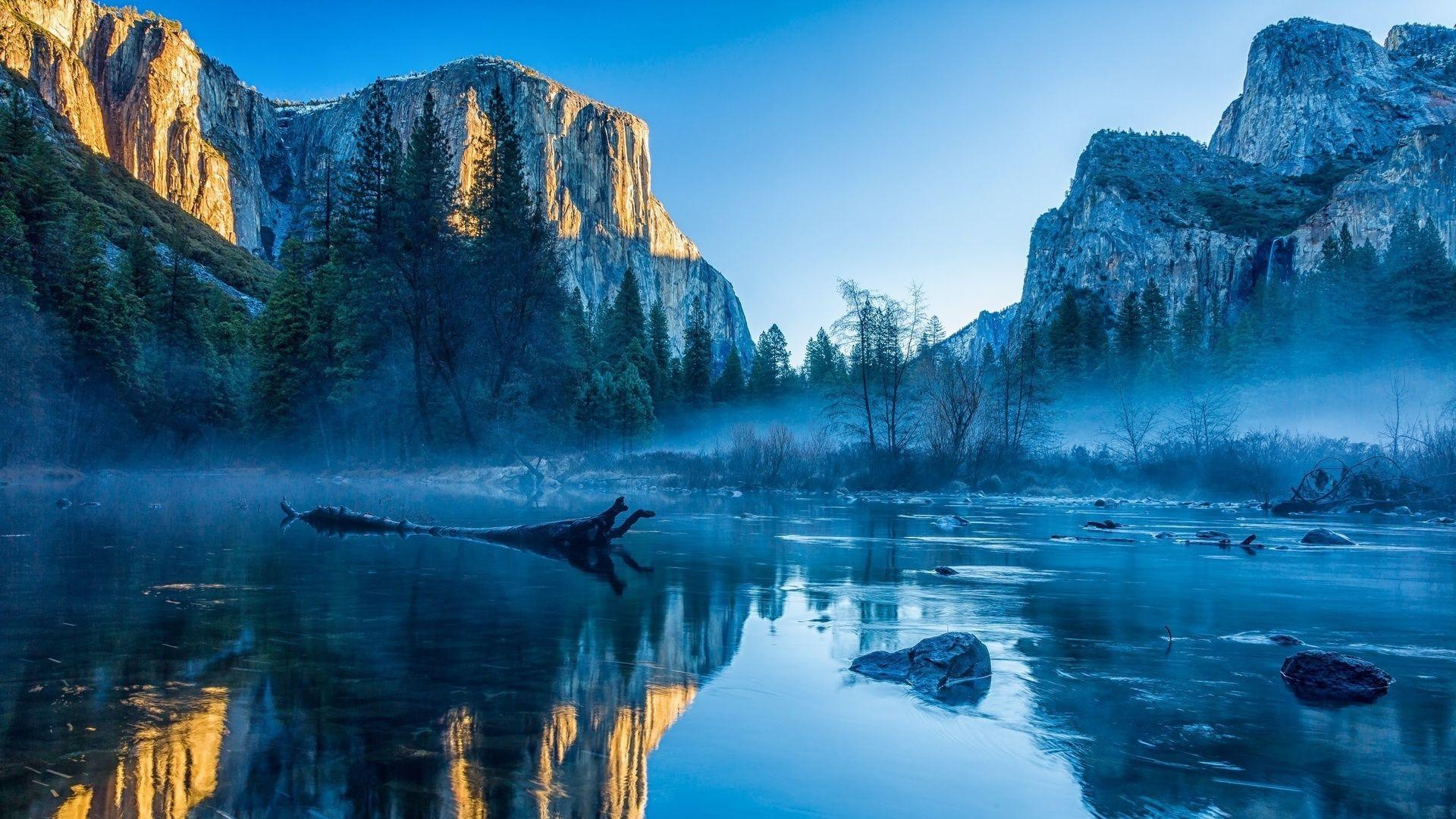 Yosemite new wallpaper