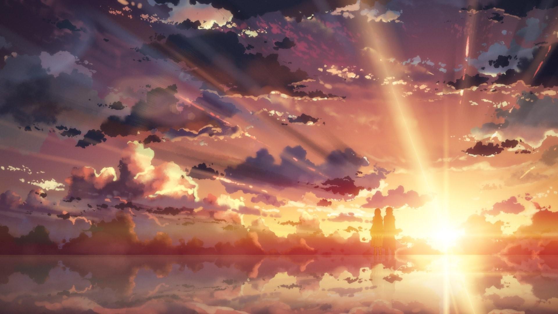 Anime Cloud wallpaper download