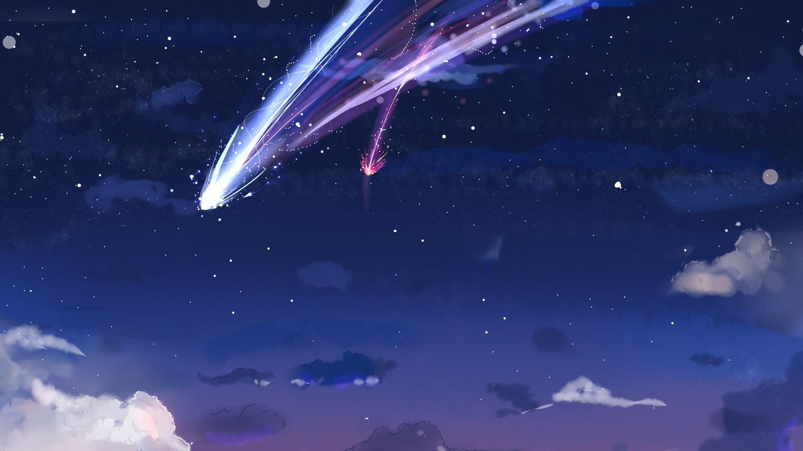 Anime Cloud High Quality