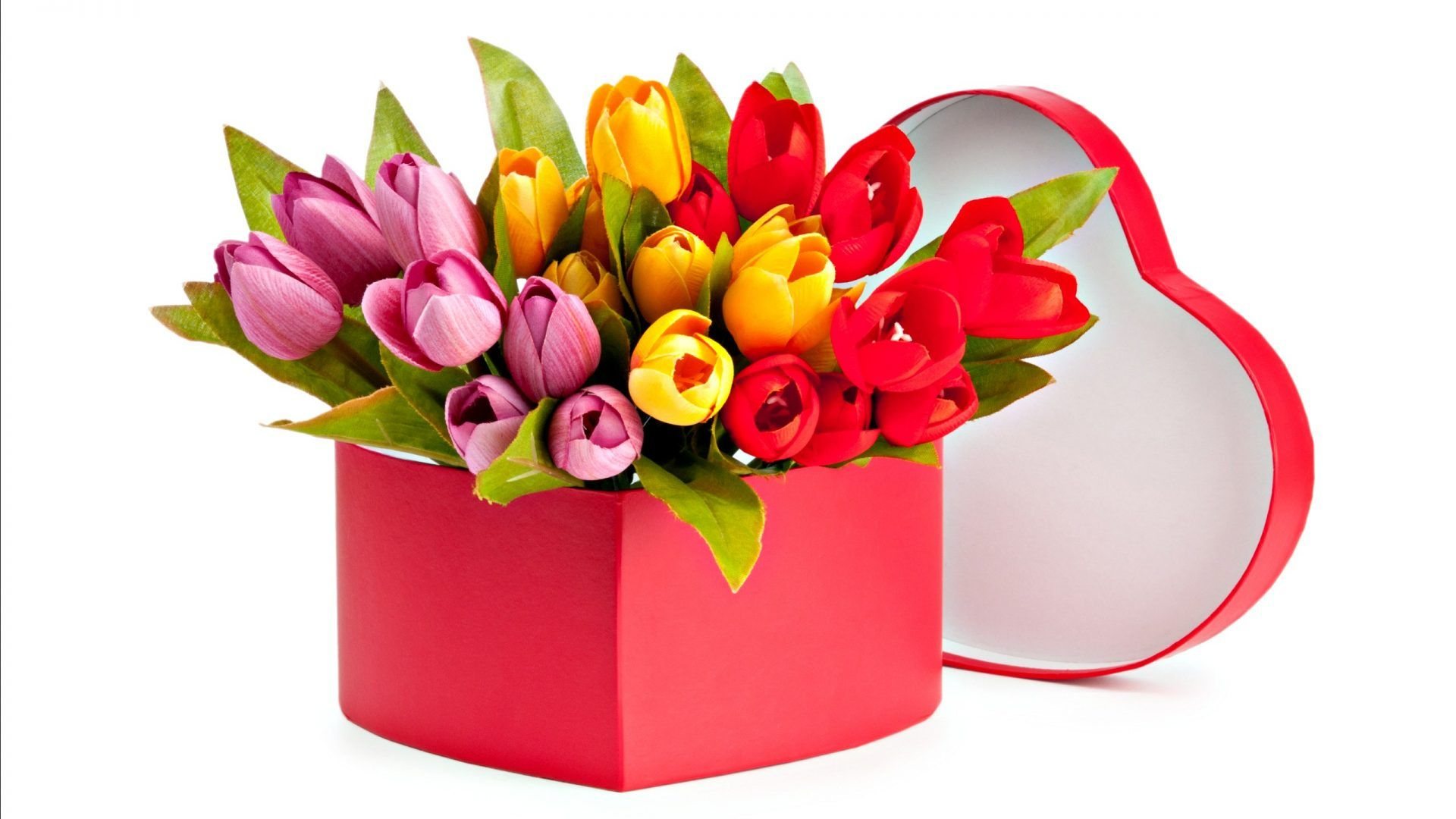 Basket With Flowers hd image download