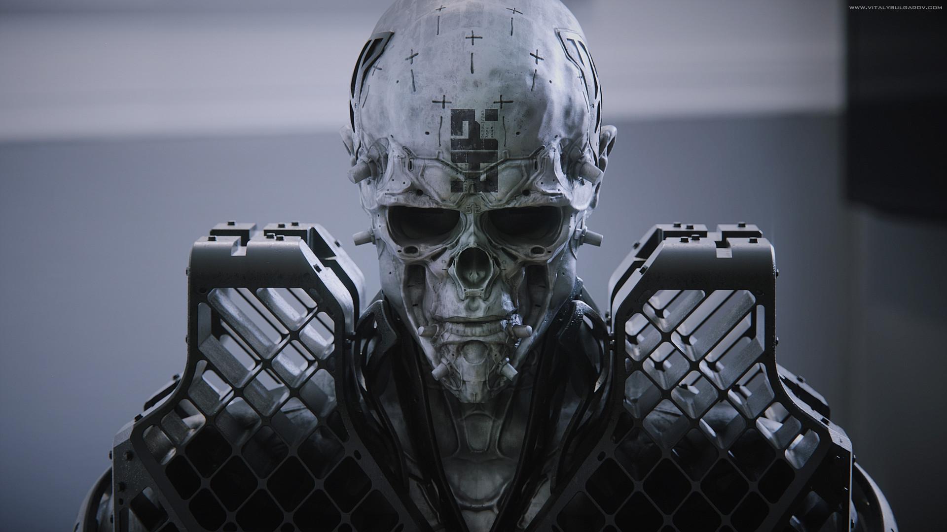 Cyberpunk Mask download wallpaper image