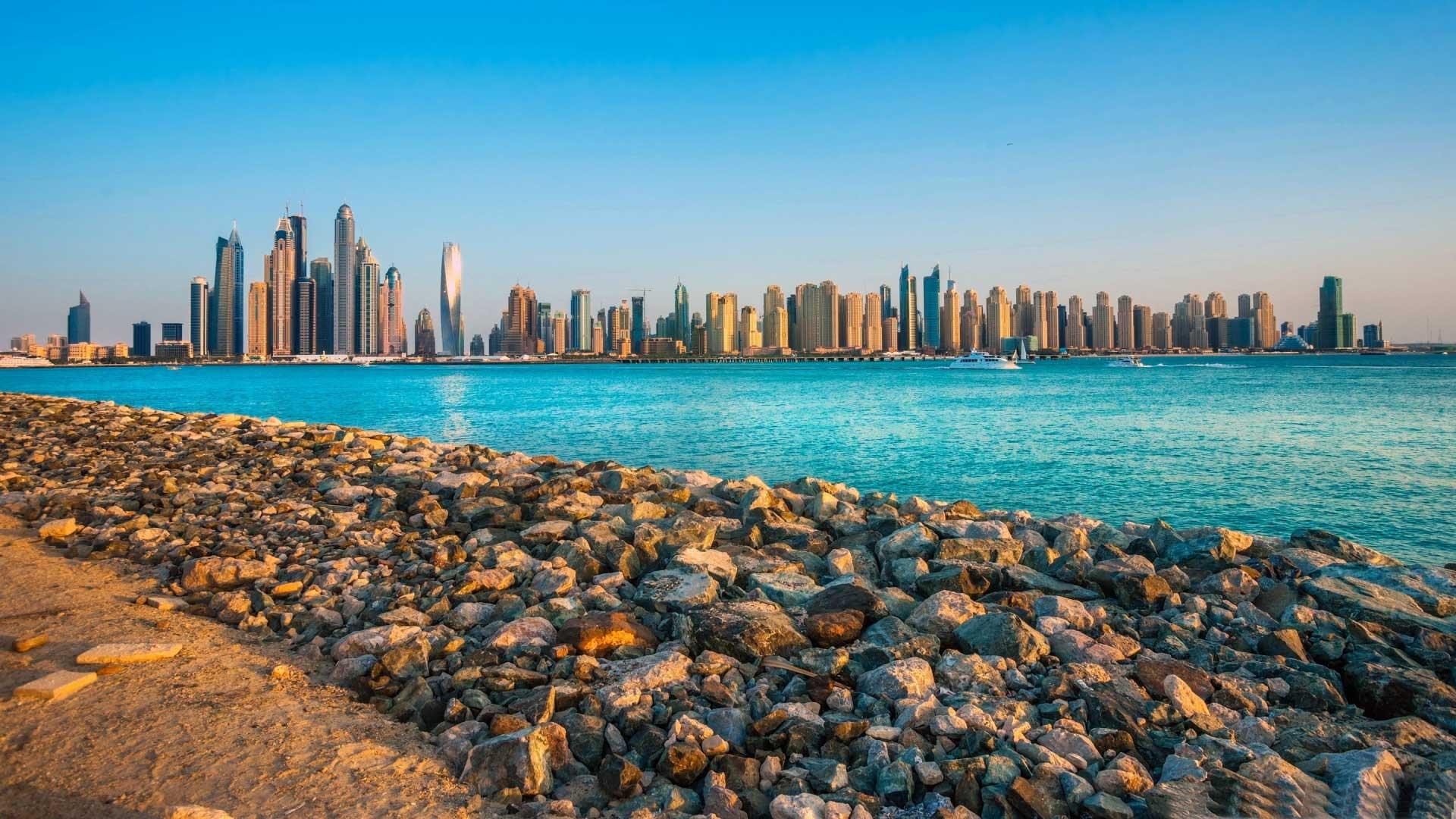 Dubai Wallpaper Theme