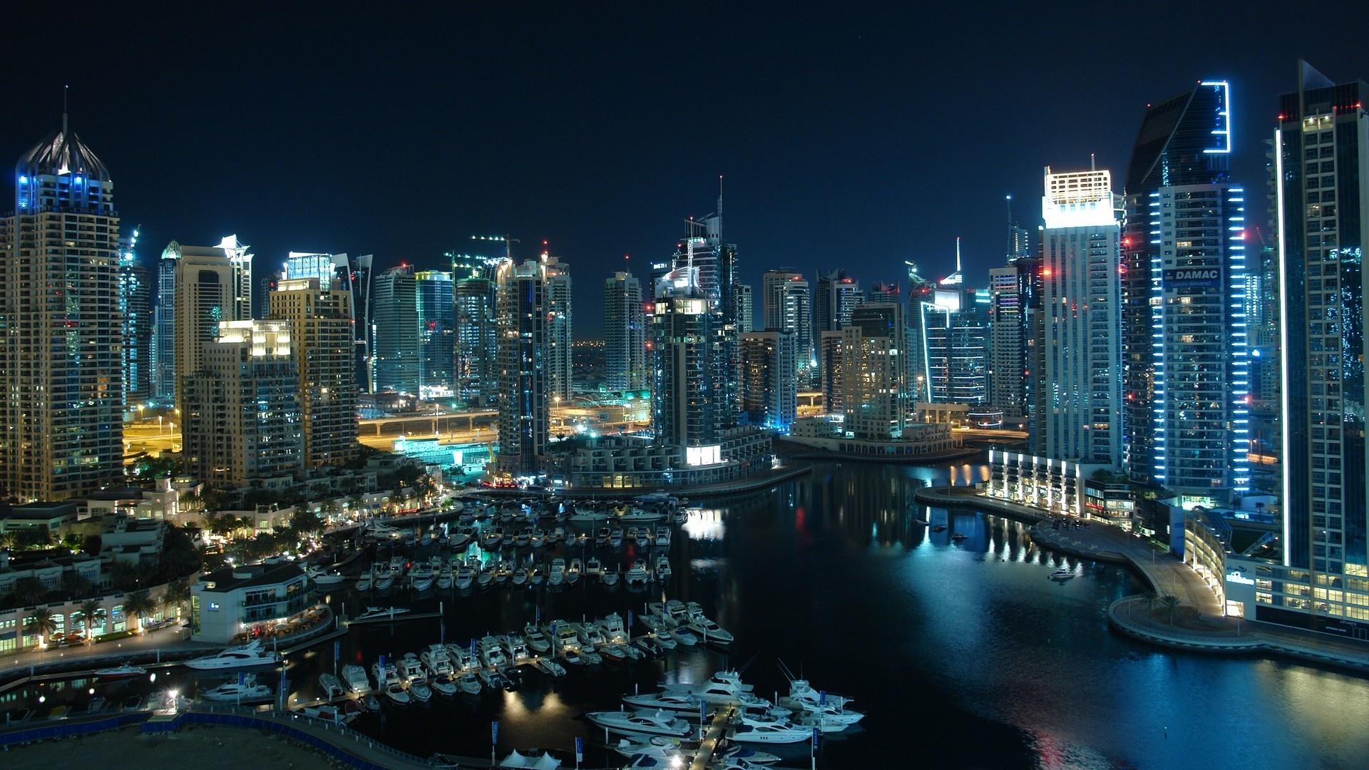 Dubai PC Wallpaper HD
