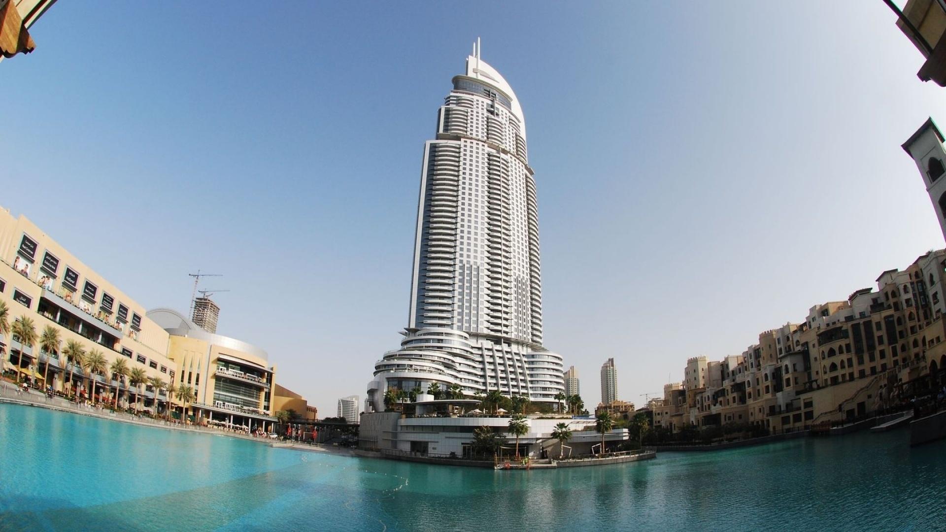 Dubai 1080p Wallpaper