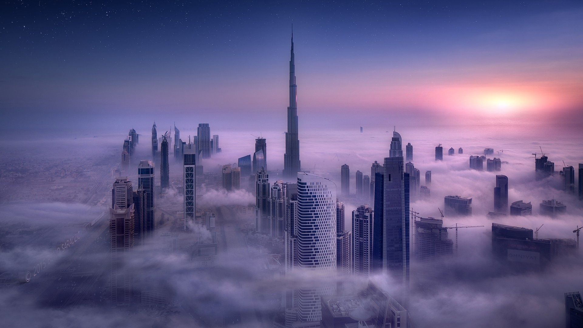Dubai Free Wallpaper