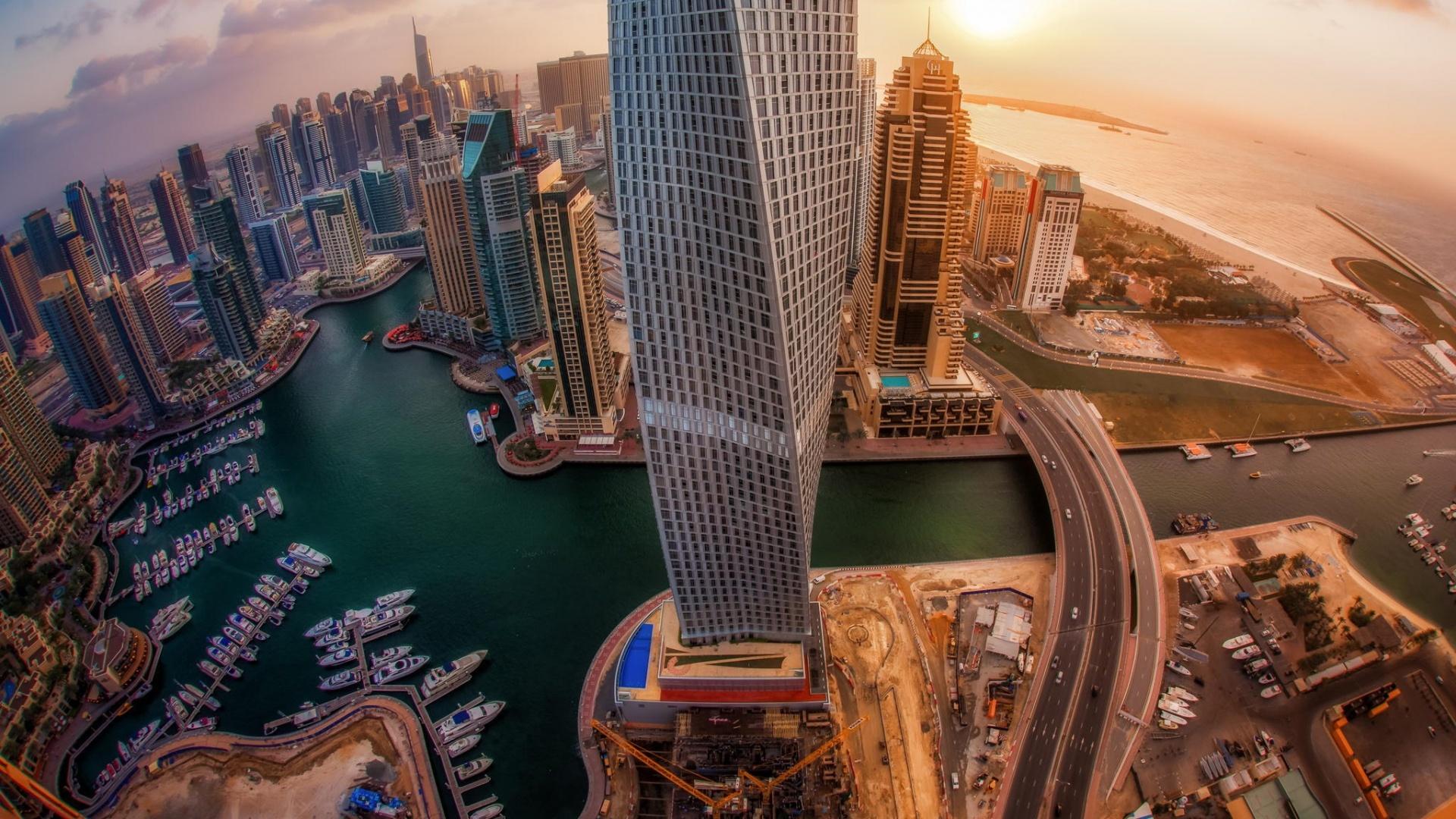 Dubai free download wallpaper