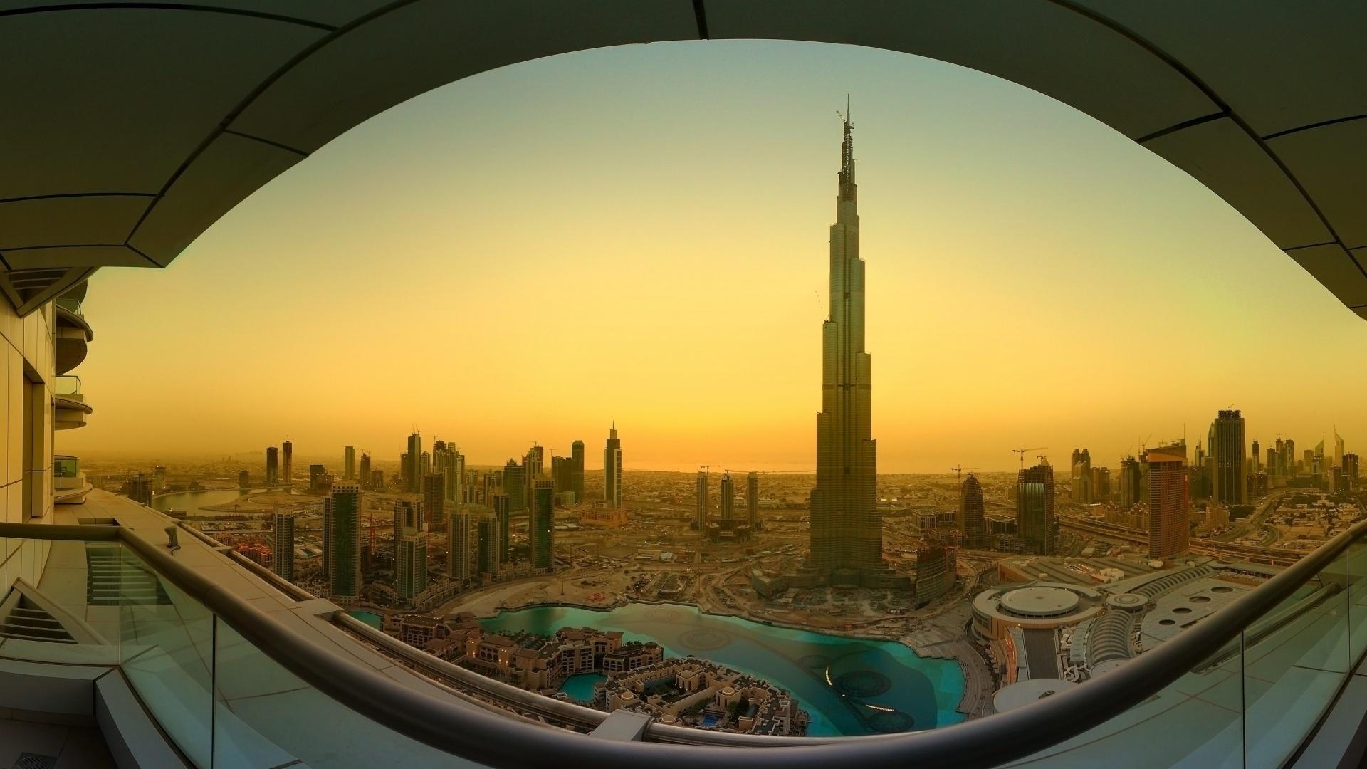 Dubai PC Wallpaper
