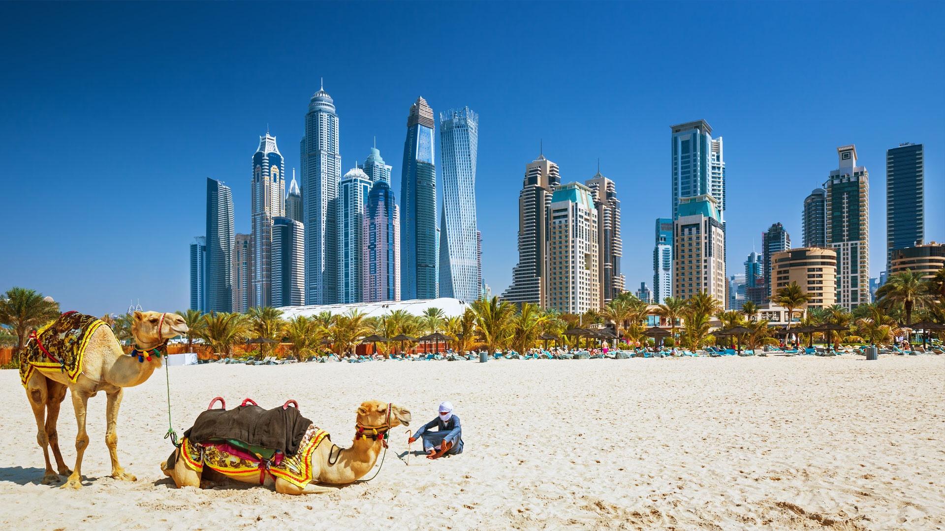 Dubai Wallpaper Image