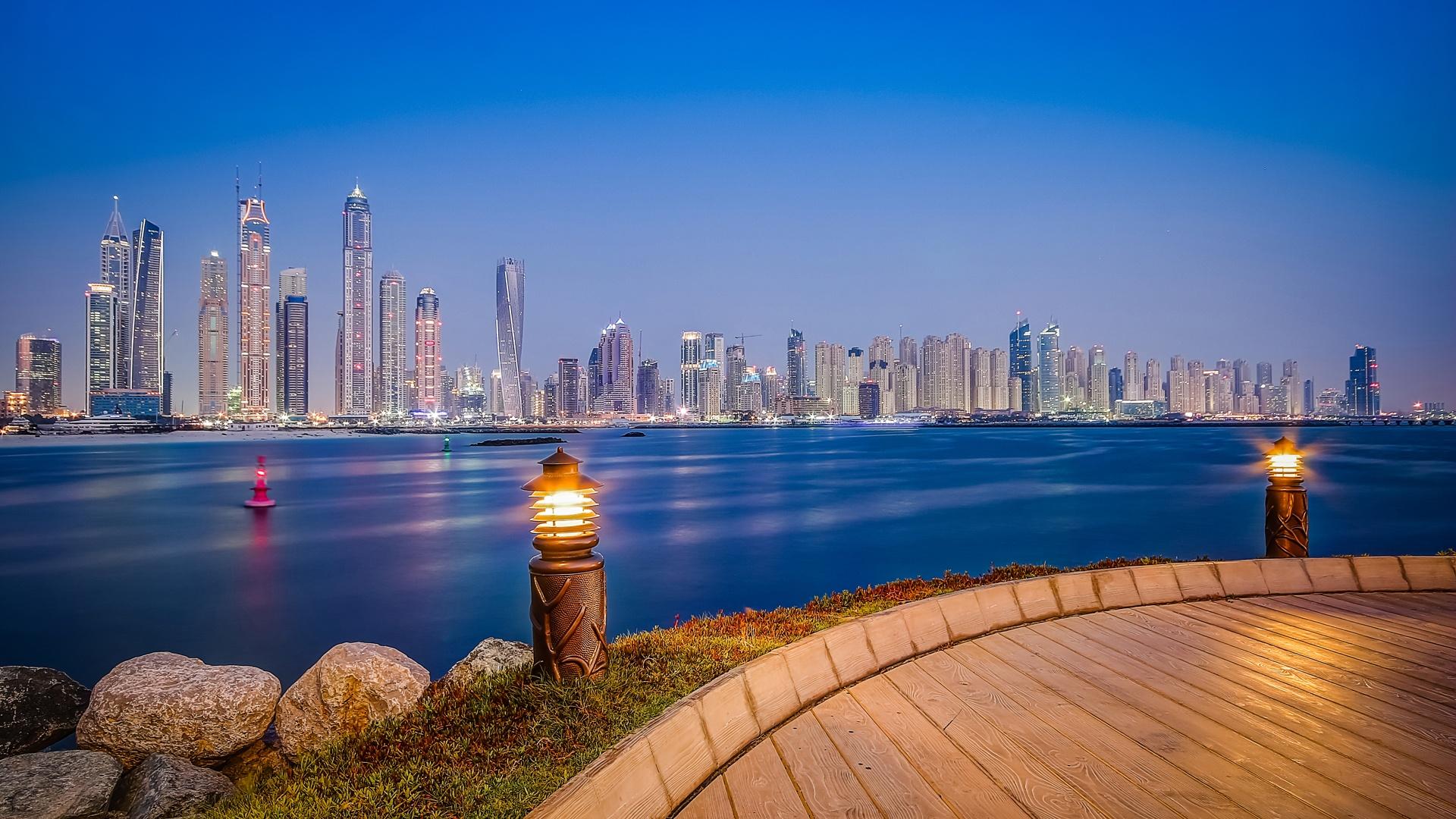 Dubai hd wallpaper 1080