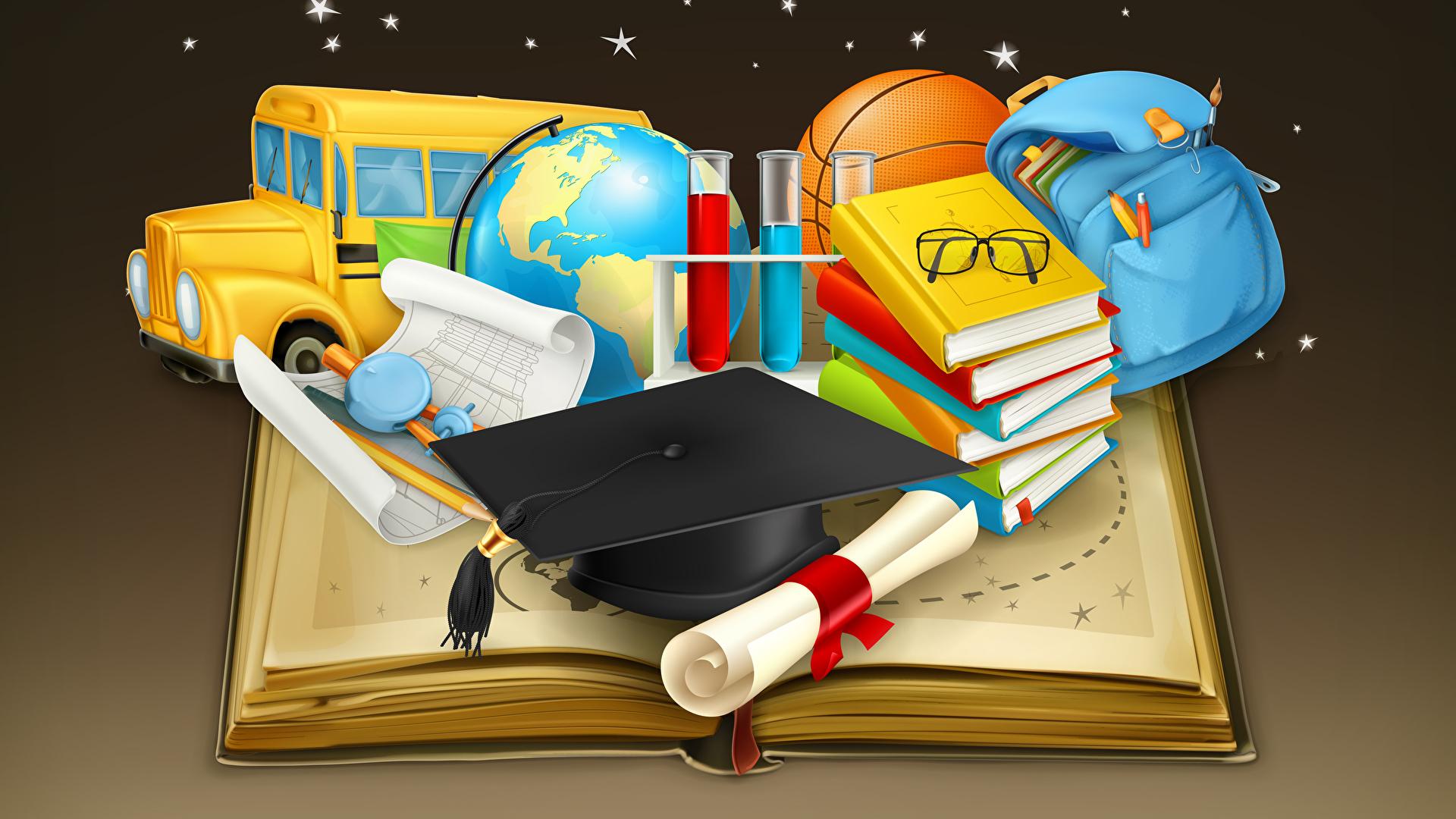 Education computer wallpaper