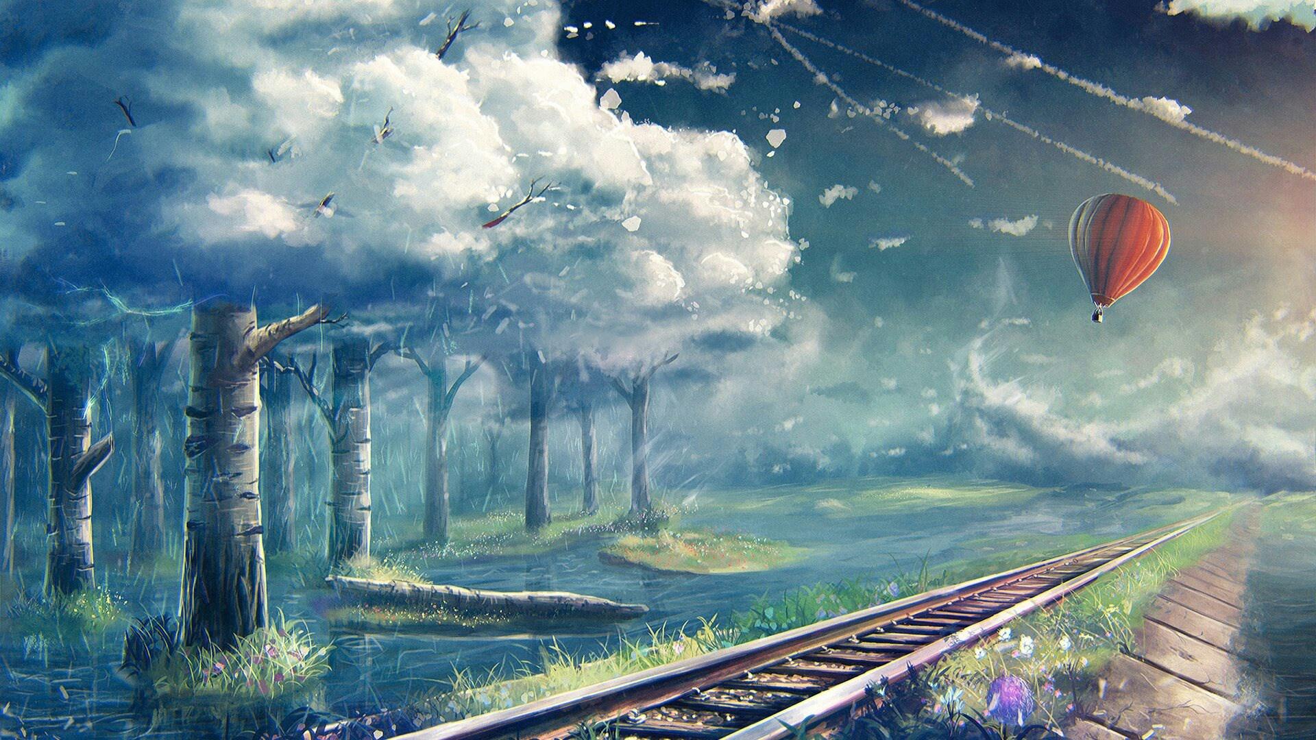 Fantasy Landsсape High Definition