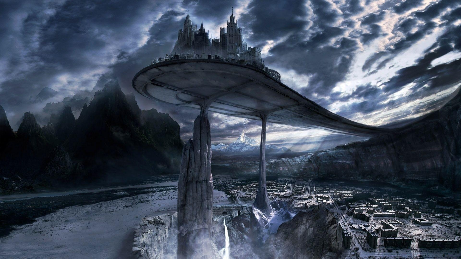 Fantasy Landsсape HD Download