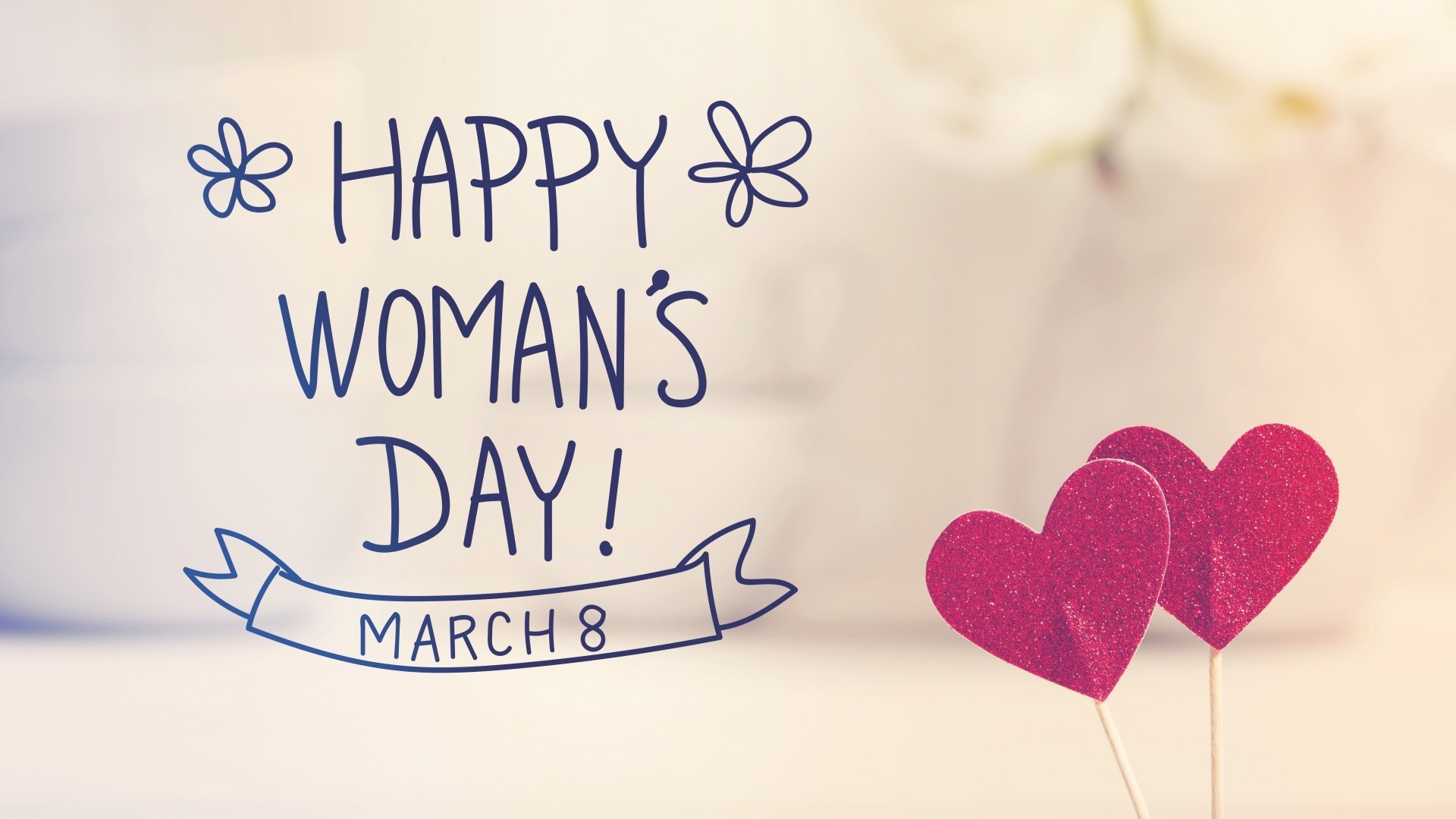 Happy Women's Day hd image download