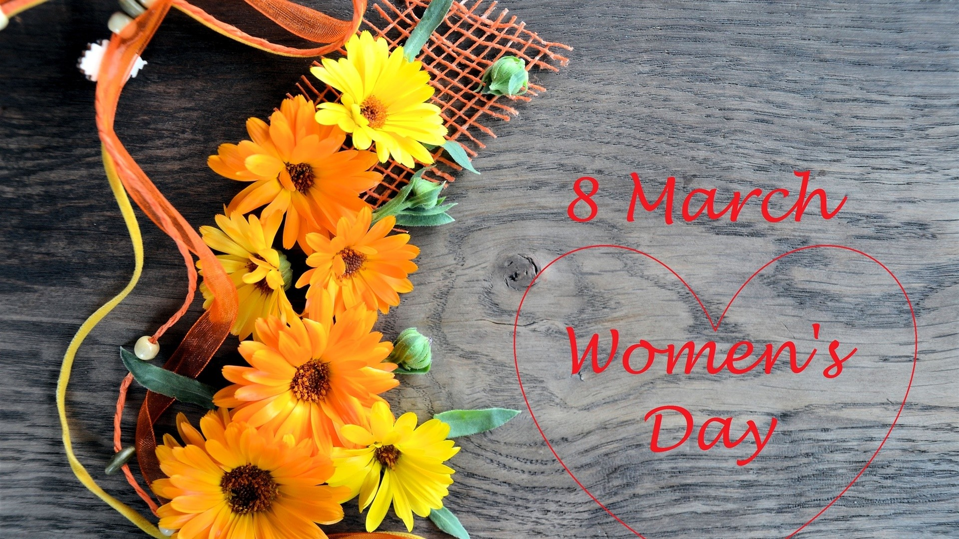 Happy Women's Day wallpaper download