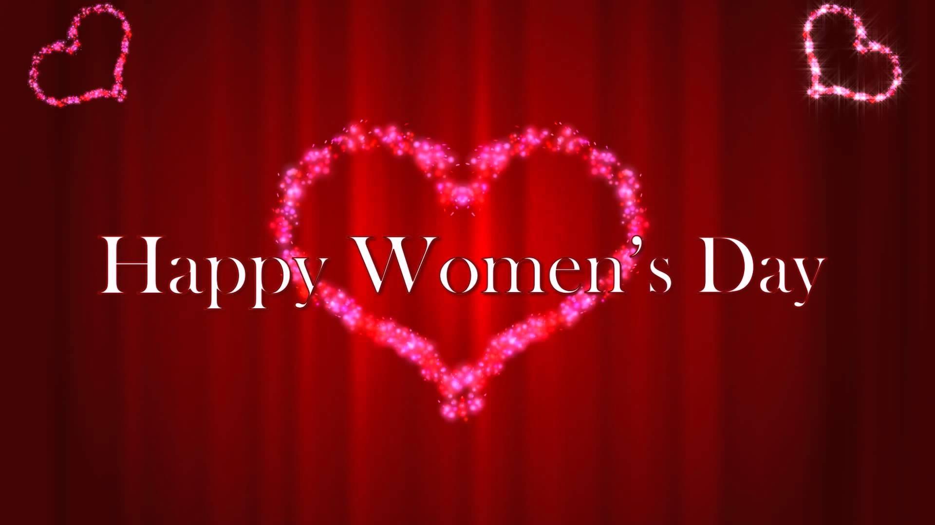 Happy Women's Day free download wallpaper