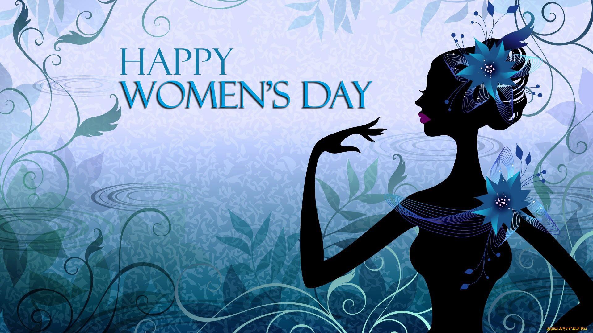International Women's Day image theme