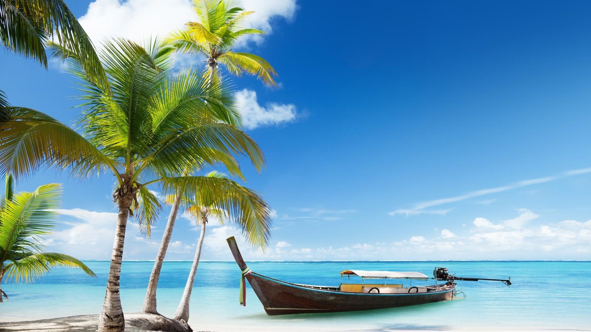 Island HD Desktop Wallpaper