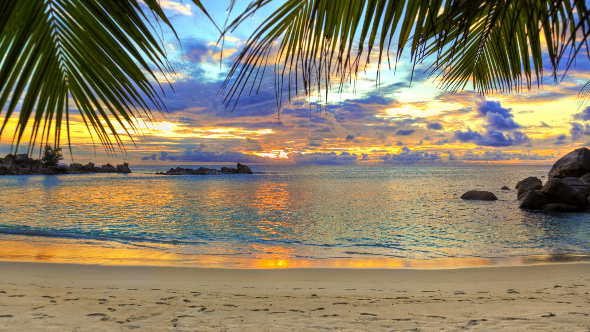 Island download wallpaper image