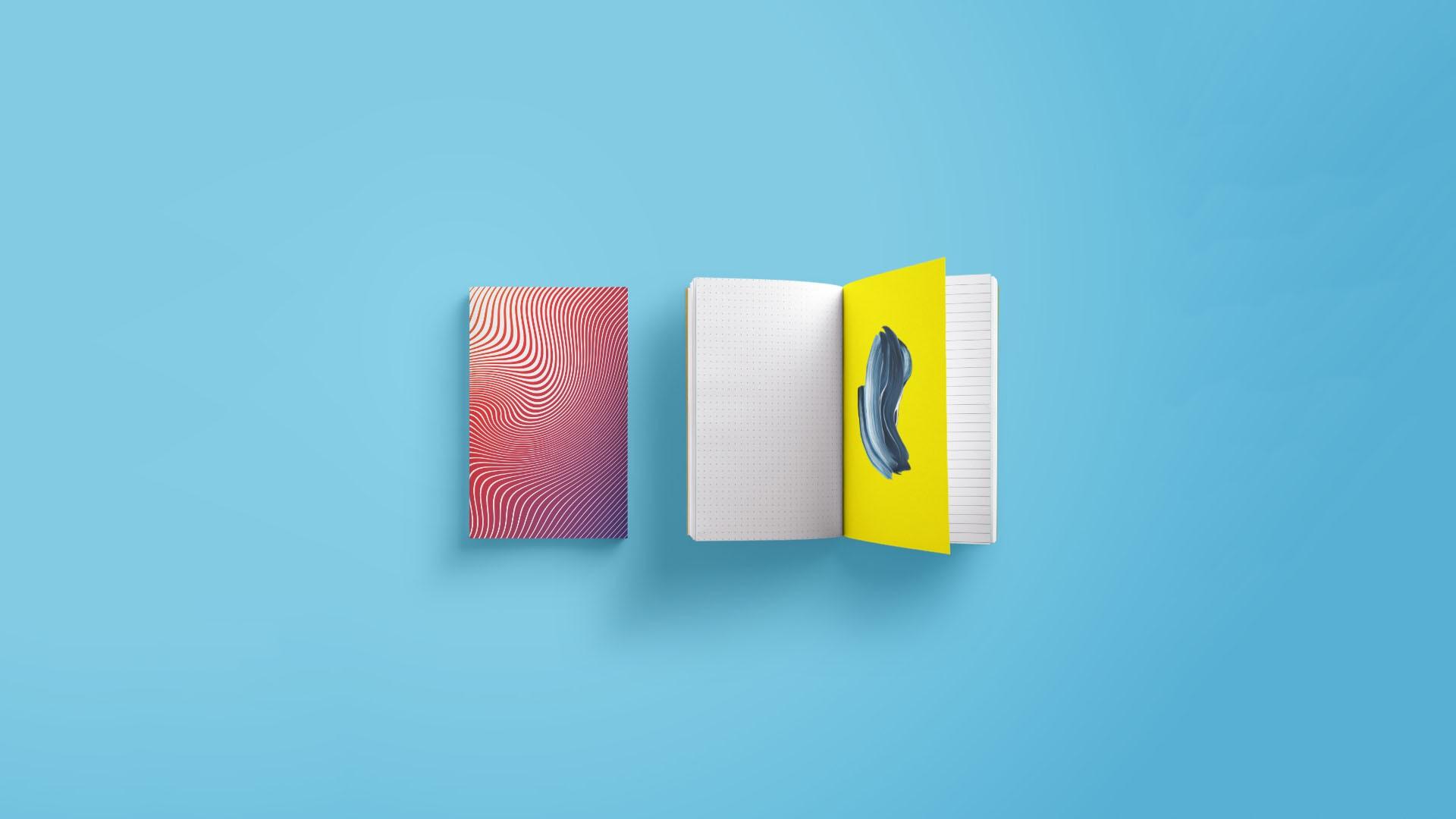 Minimalism Art Notebook download wallpaper image