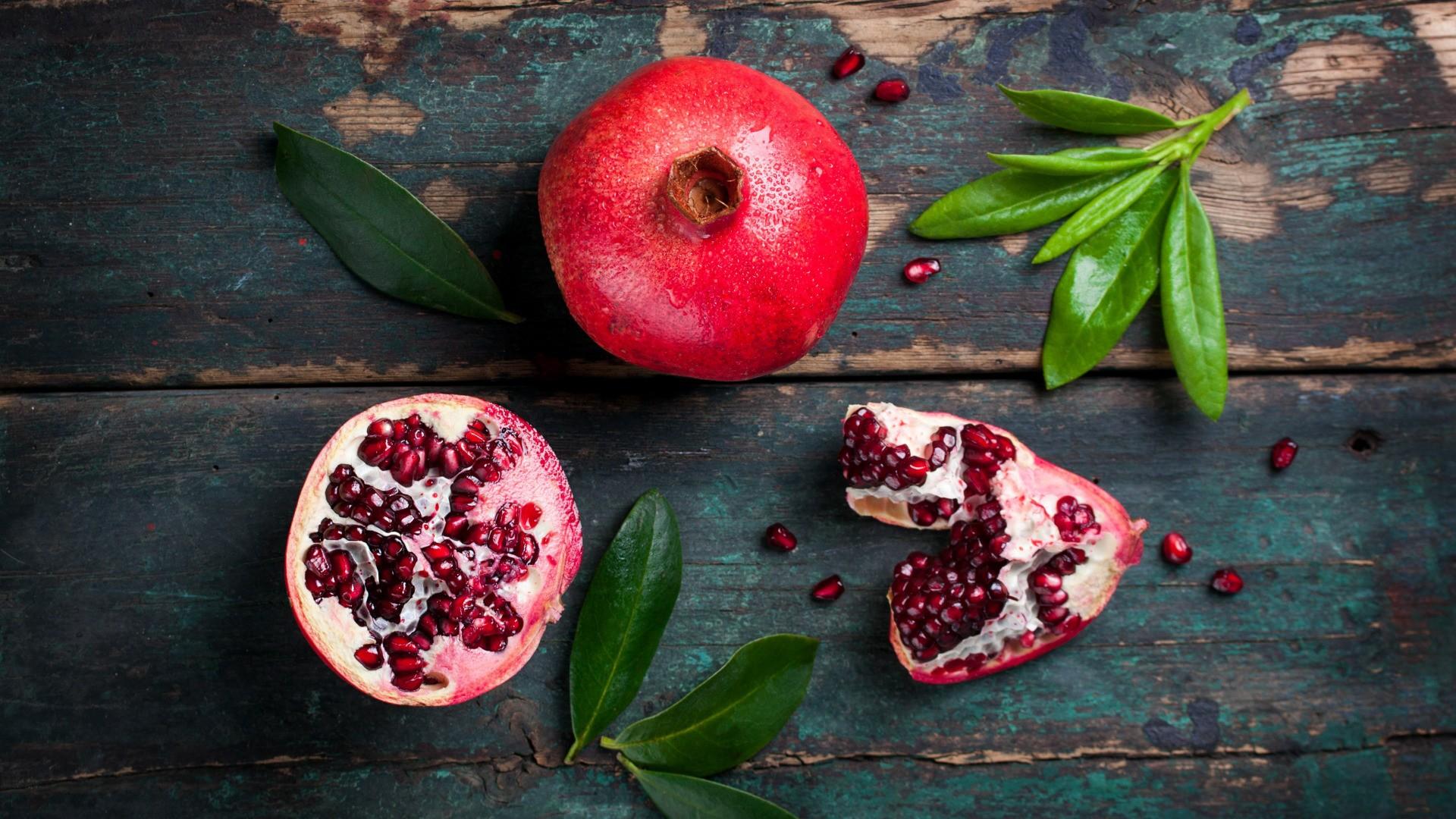Pomegranate wallpaper photo full hd