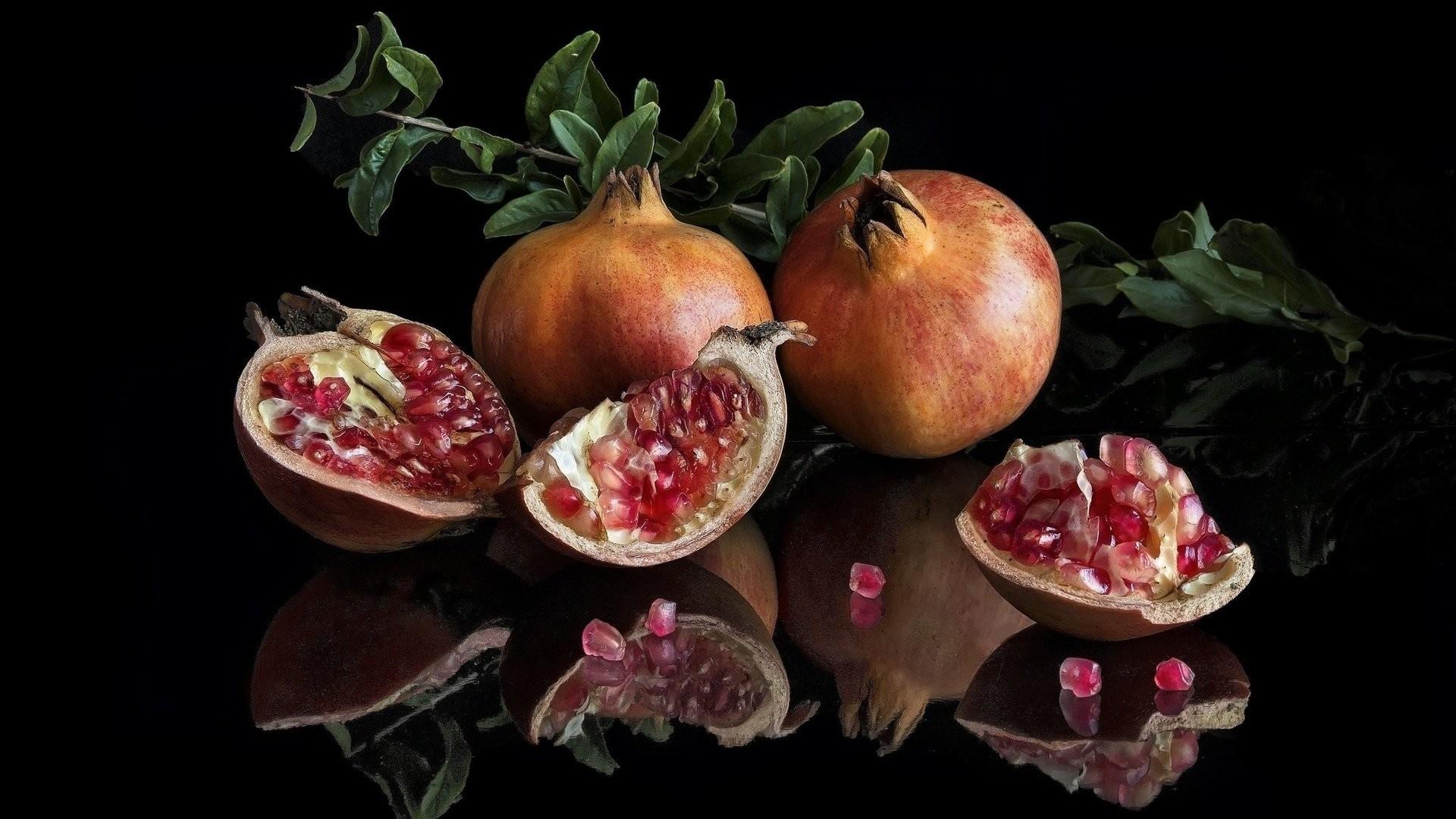Pomegranate Free Wallpaper