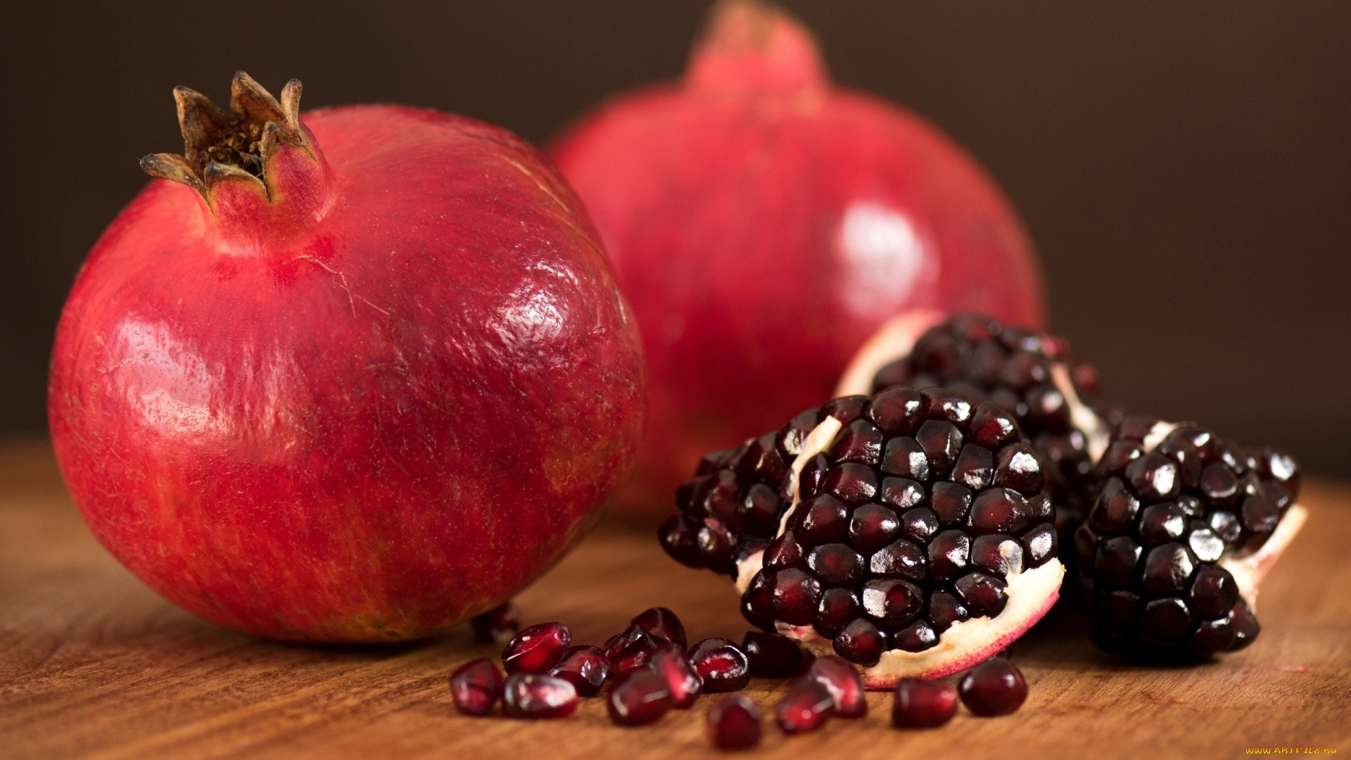 Pomegranate wallpaper image hd