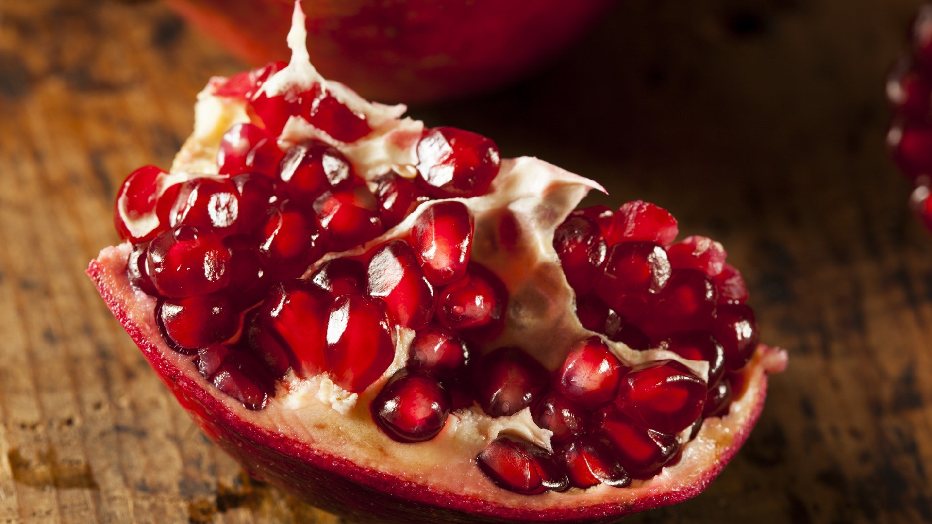 Pomegranate screen wallpaper