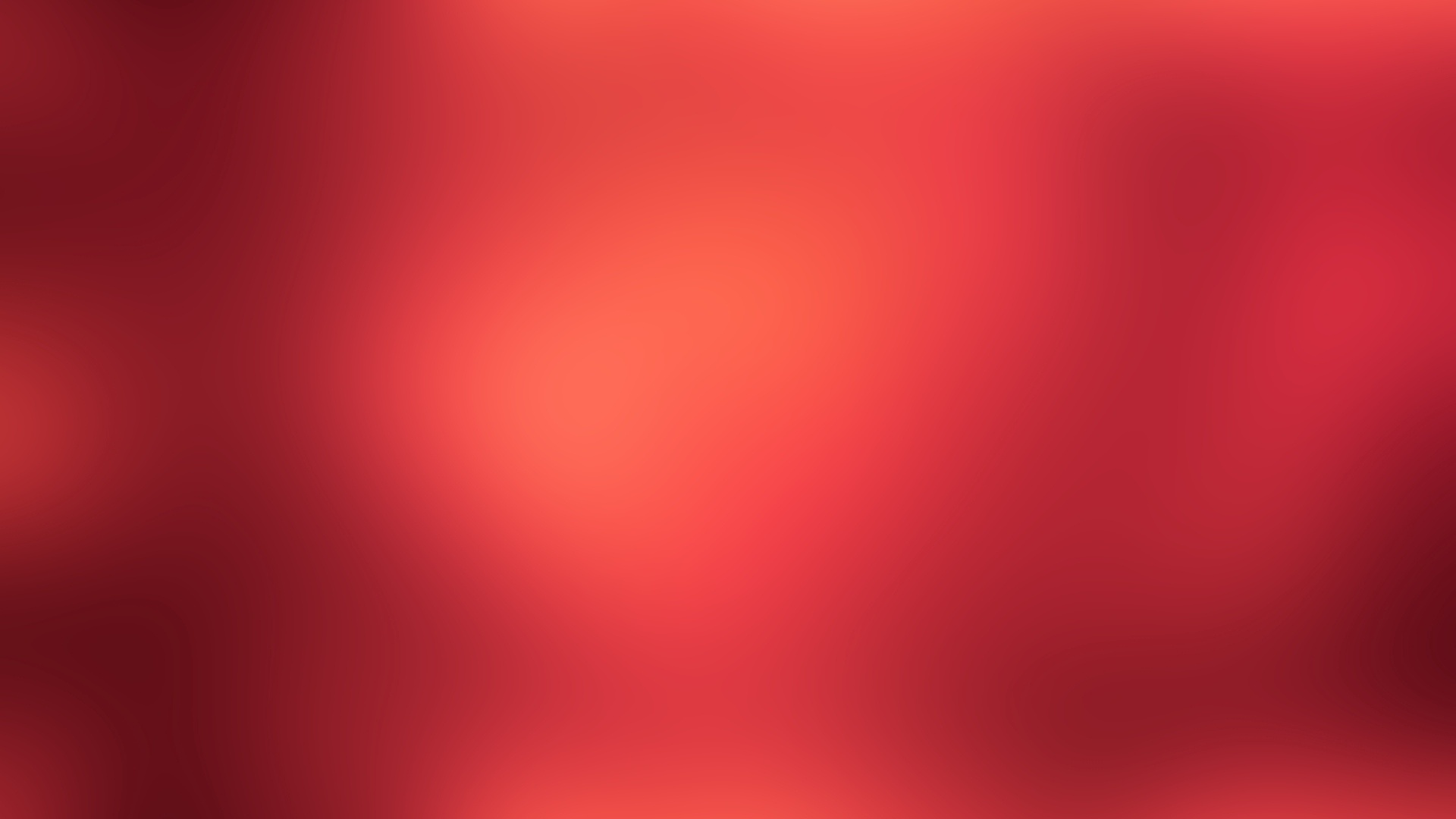 Solid Red wallpaper theme