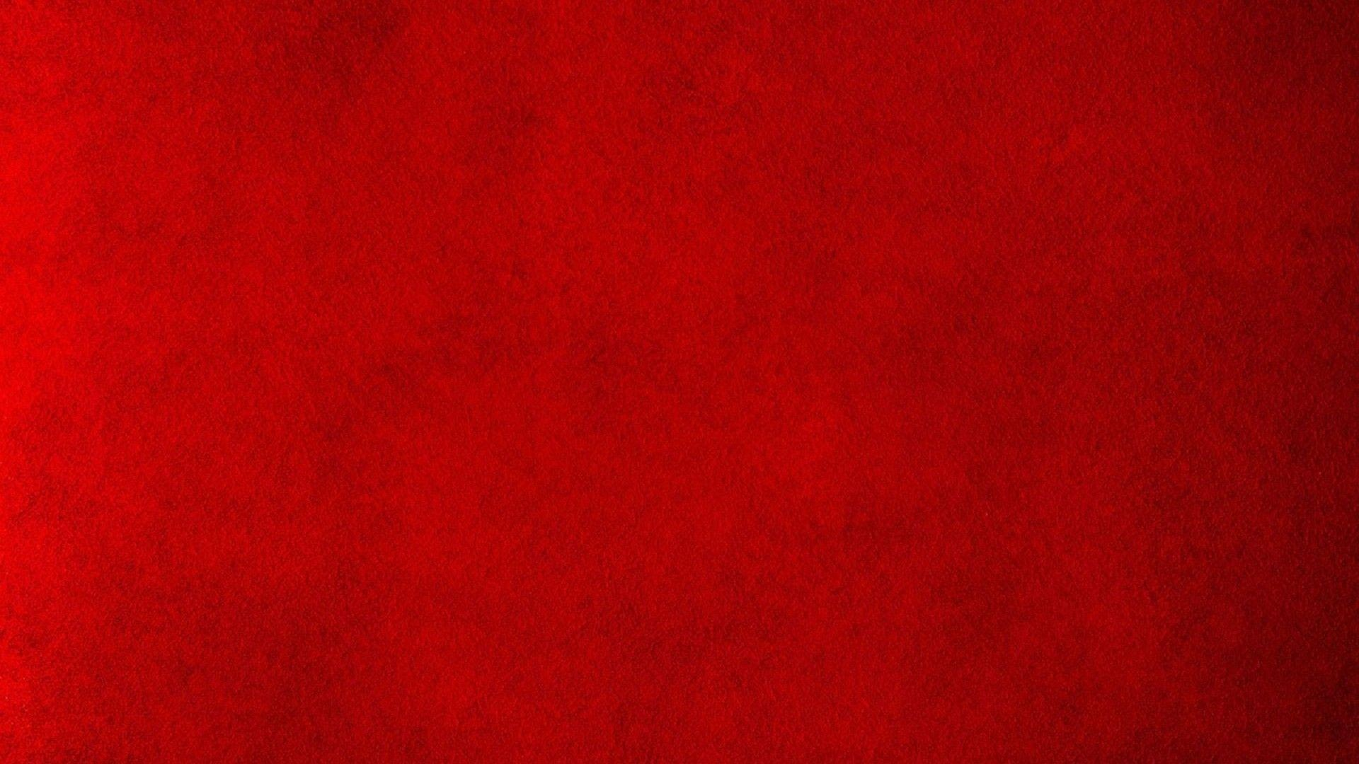 Solid Red PC Wallpaper
