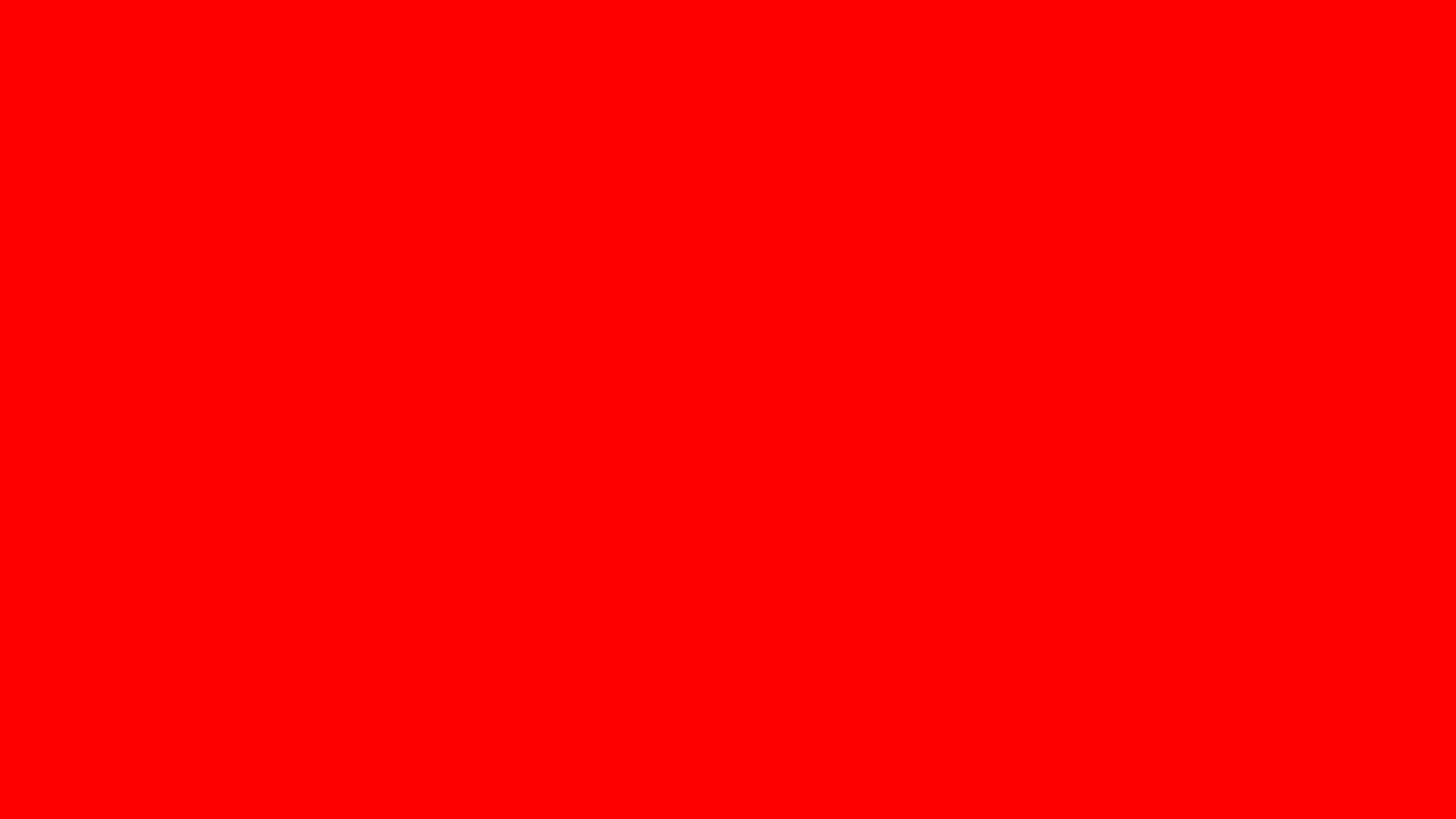 Solid Red High Definition