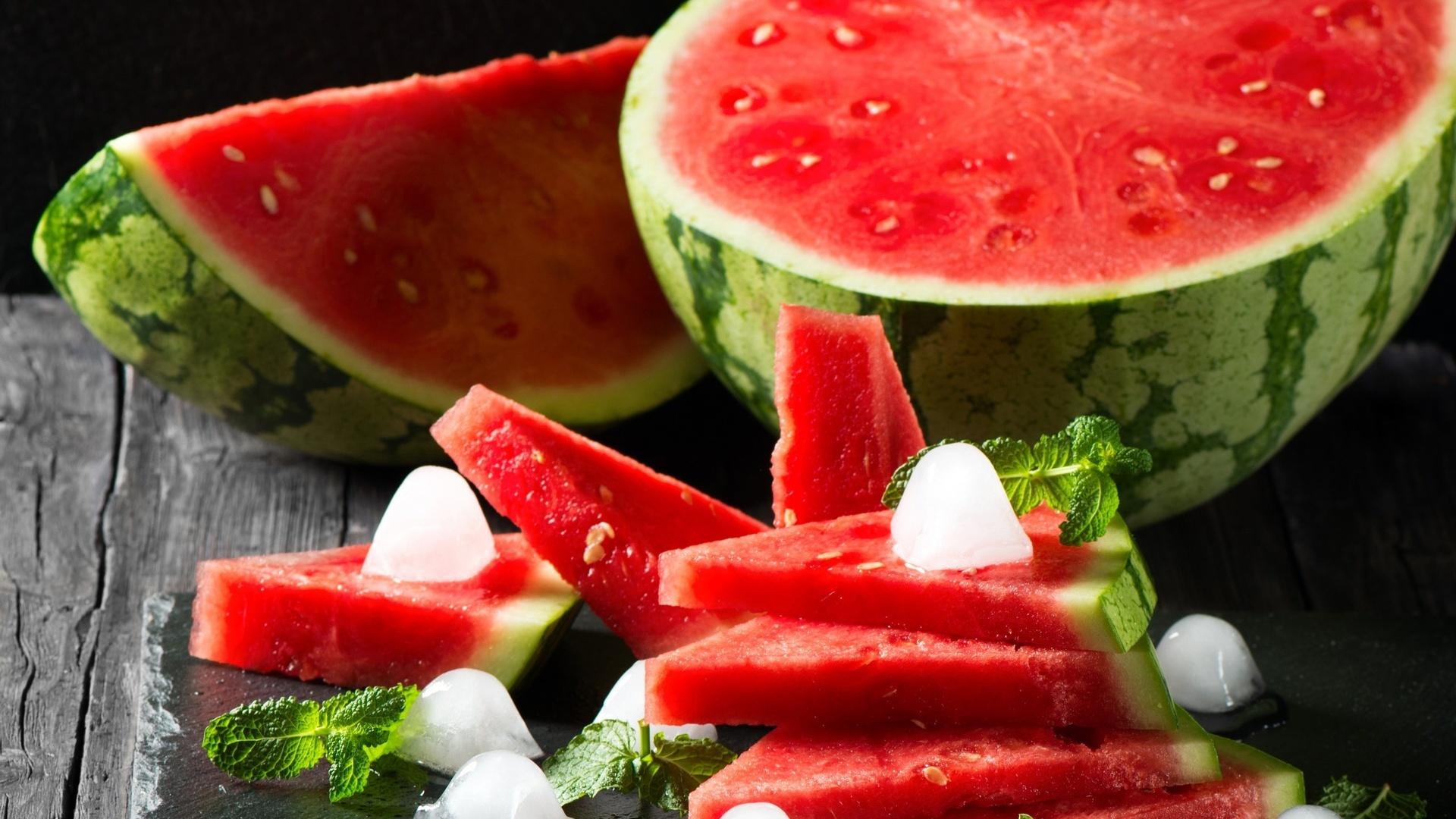 Watermelon Background Wallpaper HD