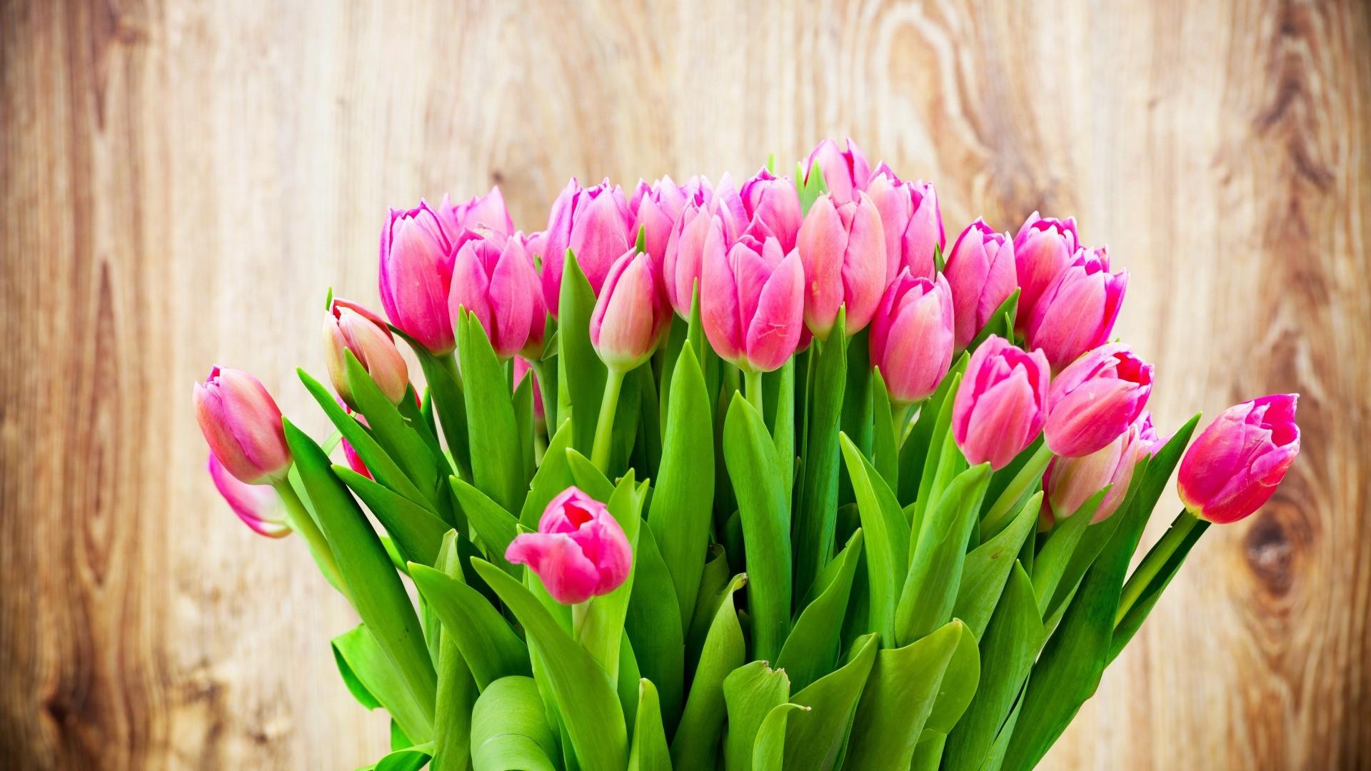 Women's Day Flower desktop image