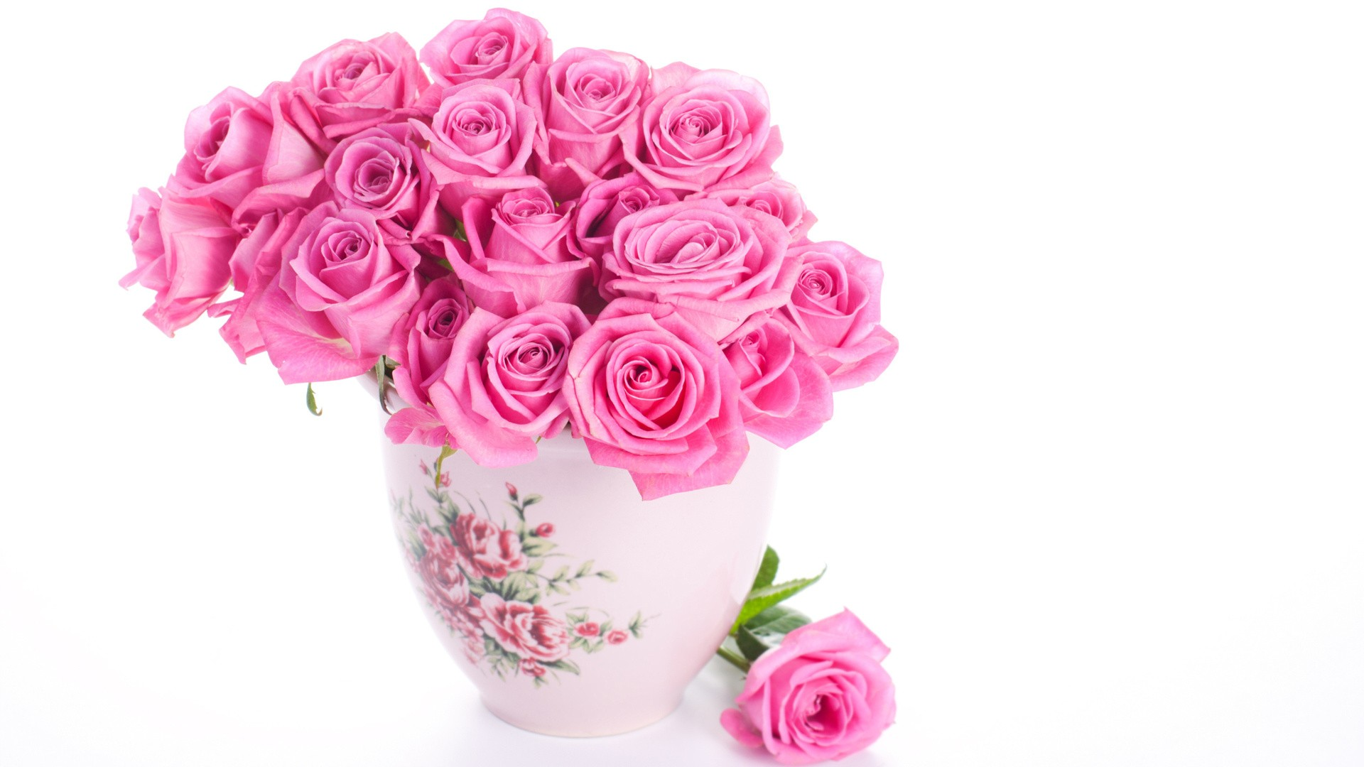 Women's Day Roses wallpaper download