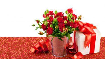 Women's Day Roses desktop image