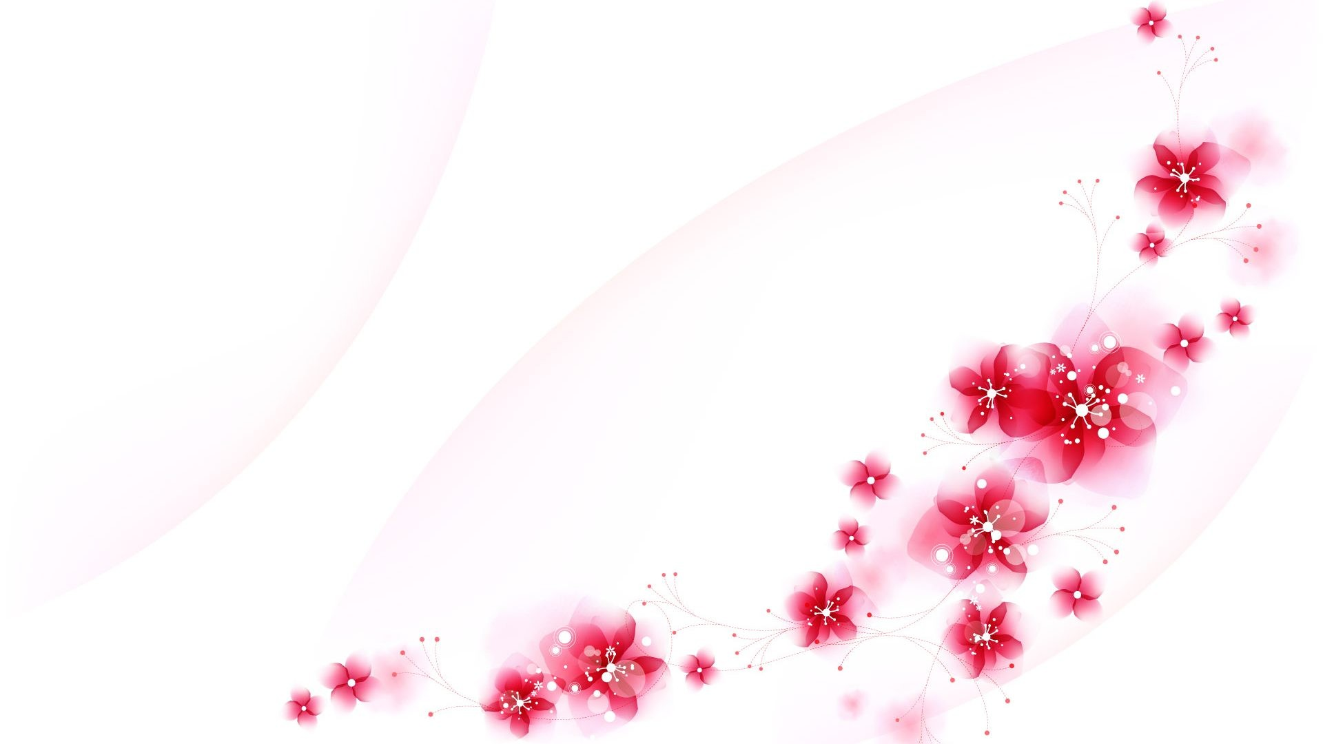 Women's Day Vector Flowers image free download