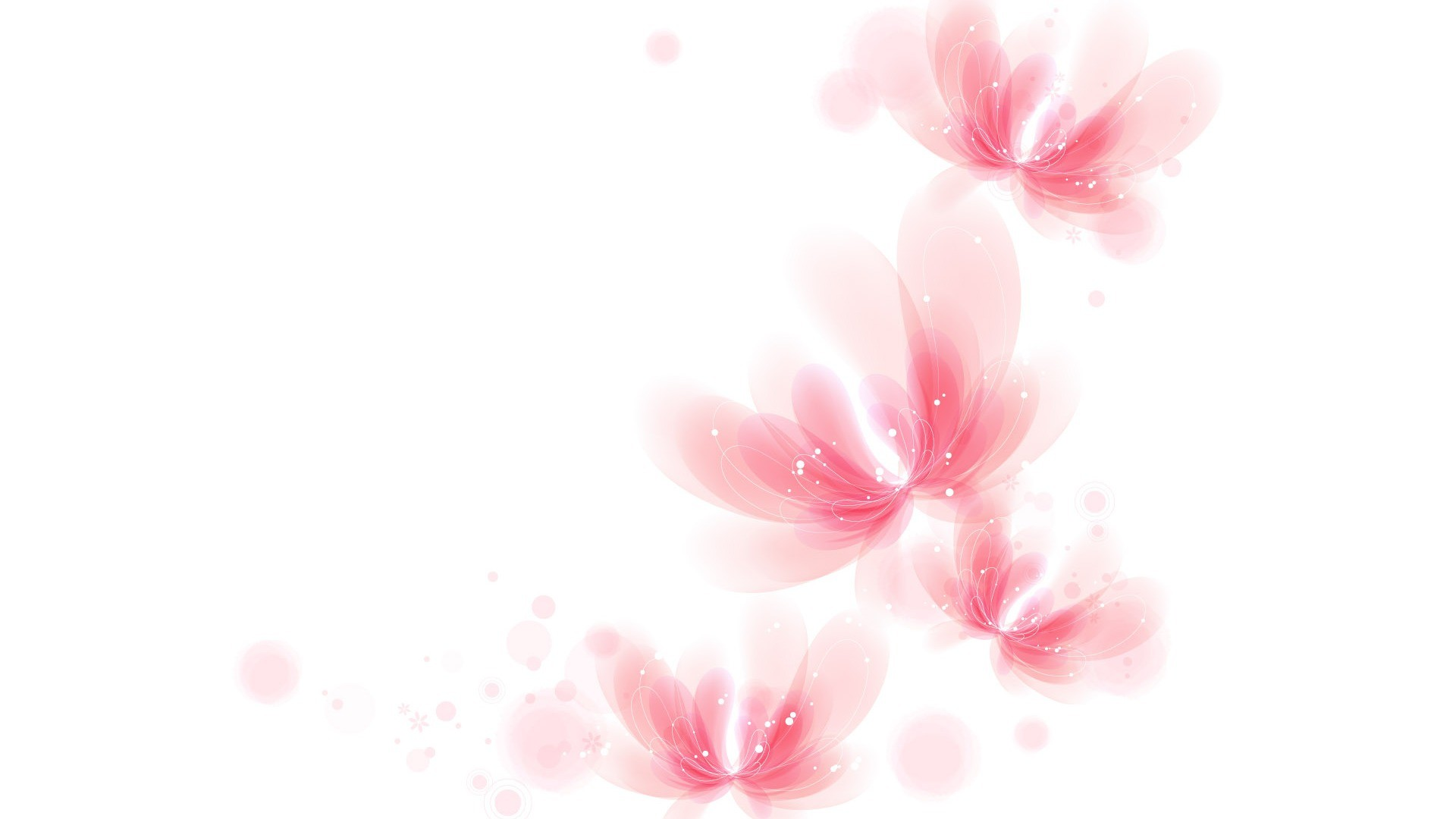 Women's Day Vector Flowers high quality image