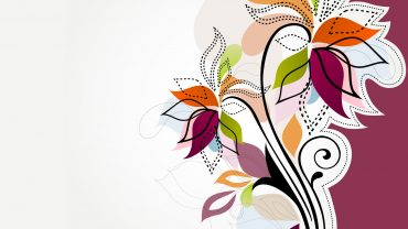 Women's Day Vector Flowers free download wallpaper