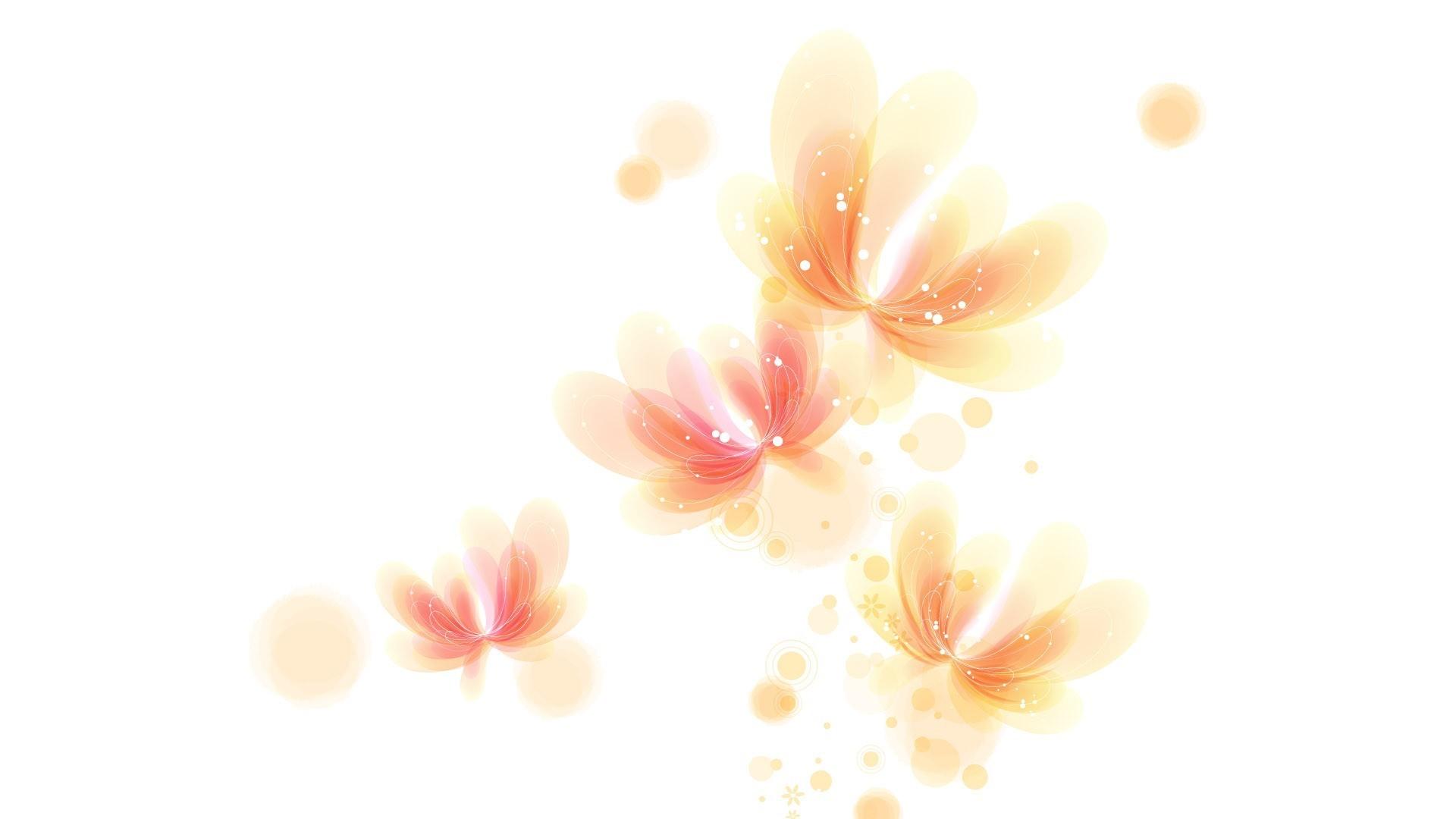 Women's Day Vector Flowers download image