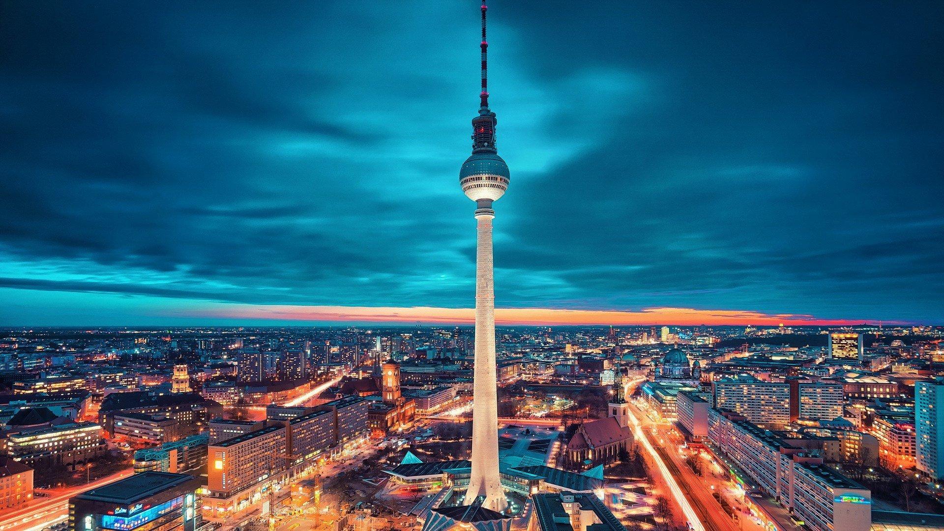 Berlin Full HD Wallpaper