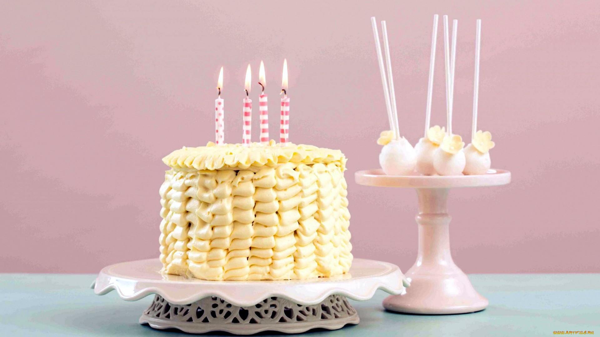 Birthday Cake 1080p background